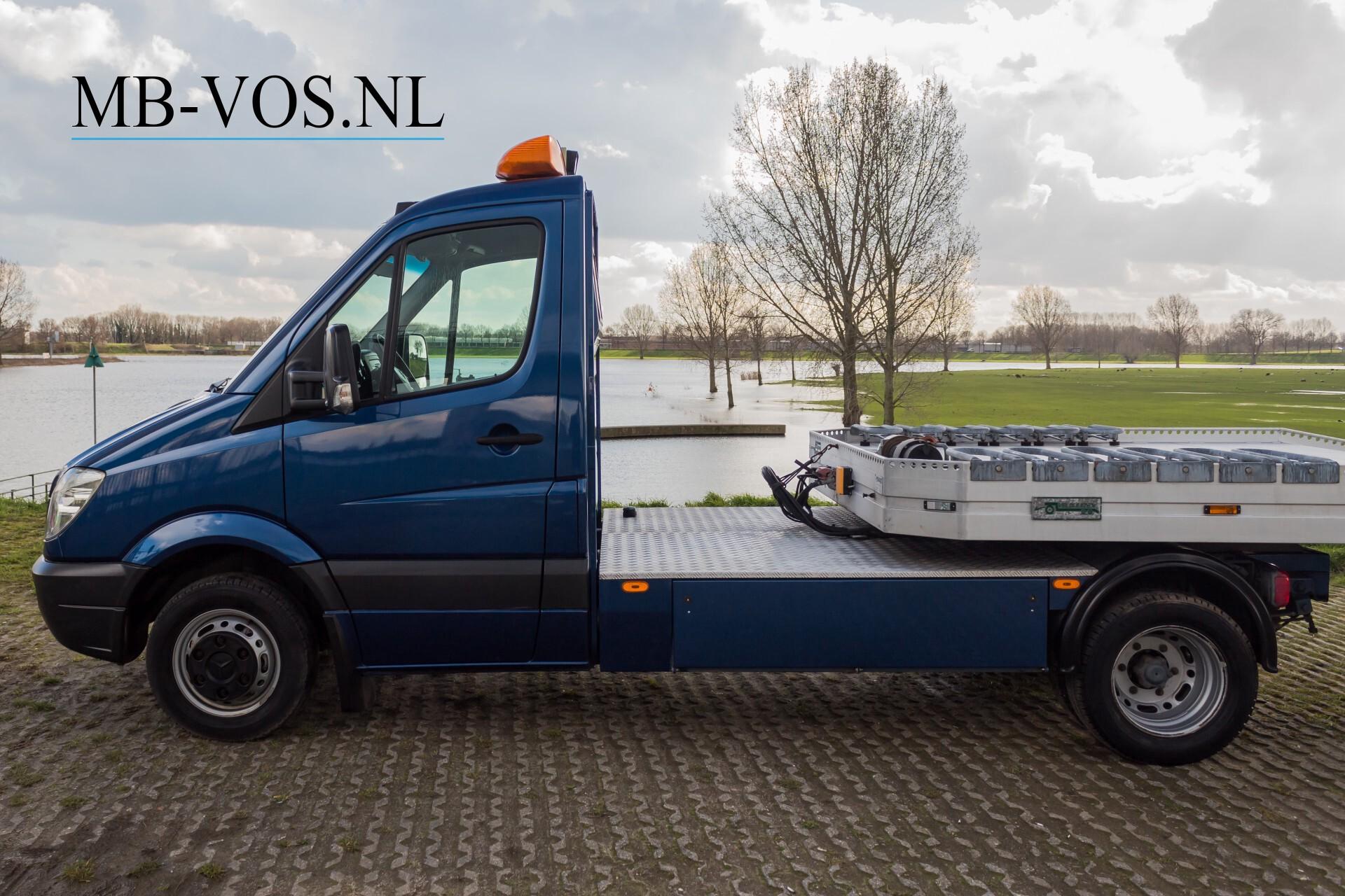 Mercedes-Benz Sprinter 518 3.0 Cdi V6 Oprijwagen / Auto ambulance 7360 kg Foto 7
