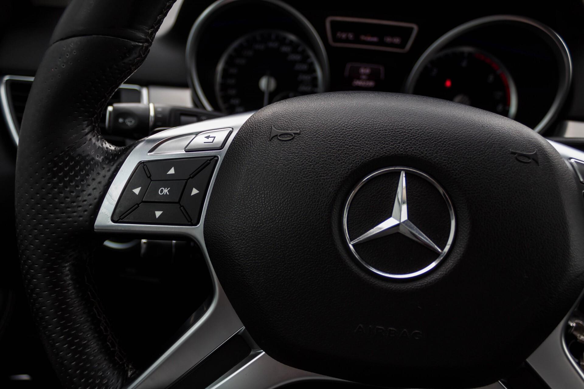 Mercedes-Benz M-Klasse 350 Bluetec 4-M Sport Luchtvering/AMG/Schuifdak/Trekhaak/ILS Aut7 Foto 10
