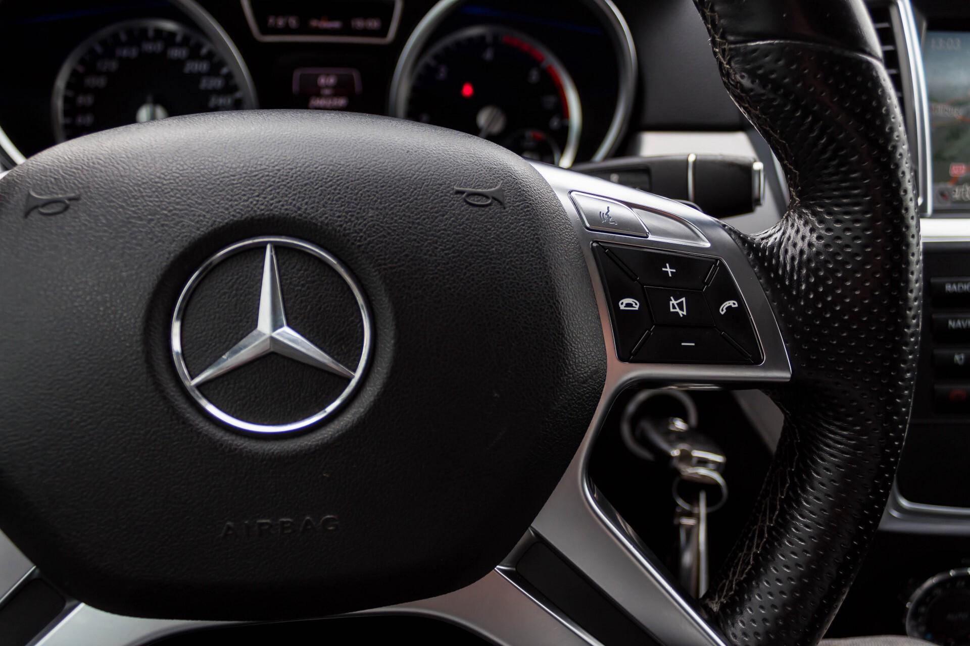 Mercedes-Benz M-Klasse 350 Bluetec 4-M Sport Luchtvering/AMG/Schuifdak/Trekhaak/ILS Aut7 Foto 14