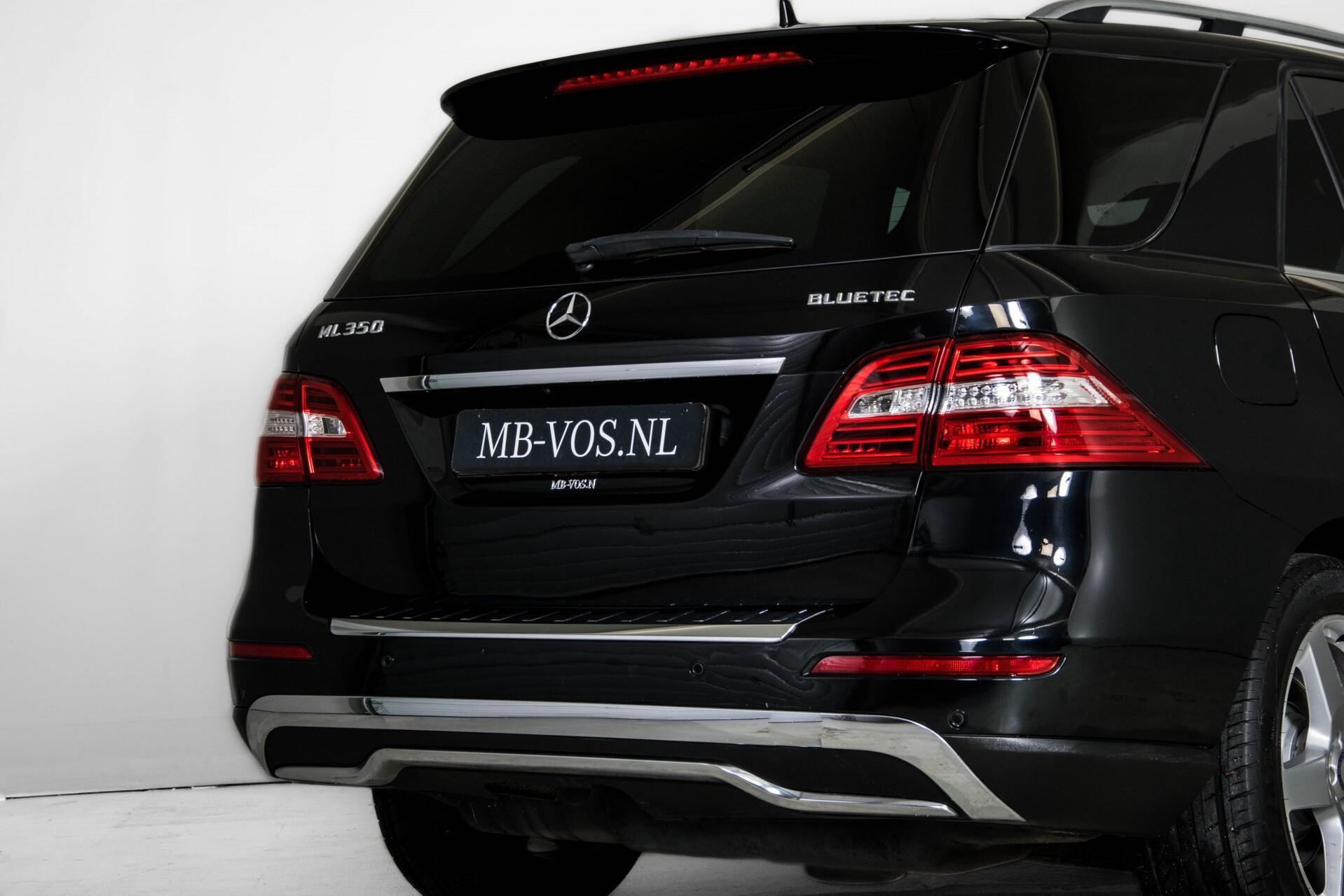 Mercedes-Benz M-Klasse 350 Bluetec 4-M Sport Luchtvering/AMG/Schuifdak/Trekhaak/ILS Aut7 Foto 33