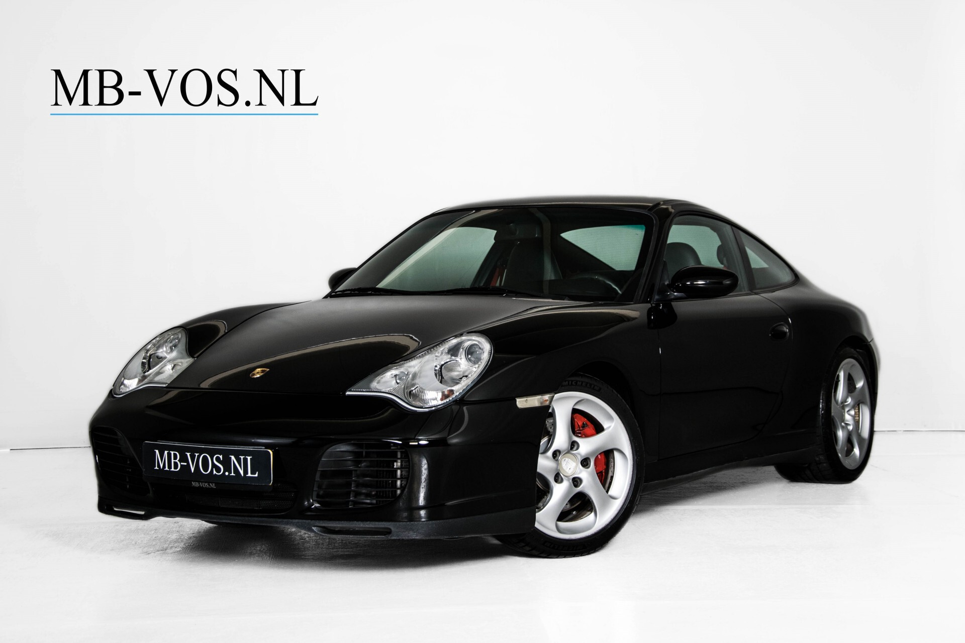Porsche 911 3.6 Coupé Carrera 4S Origineel NL/NAP Aut6 Foto 1