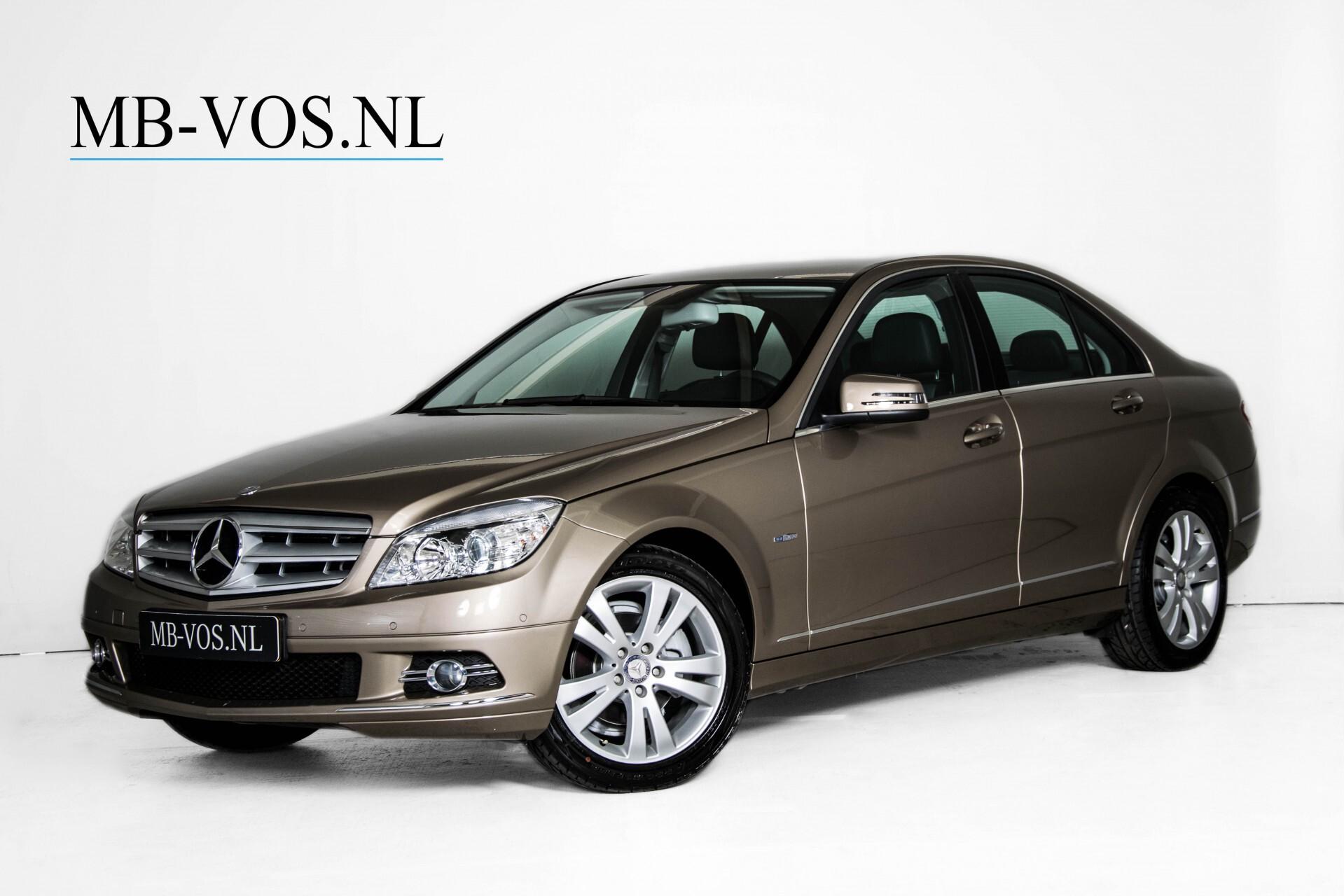Mercedes-Benz C-Klasse 180 K Avantgarde 1ste eigenaar/NL geleverd/Dealer onderhouden/Volledig gedocumenteerd Foto 1