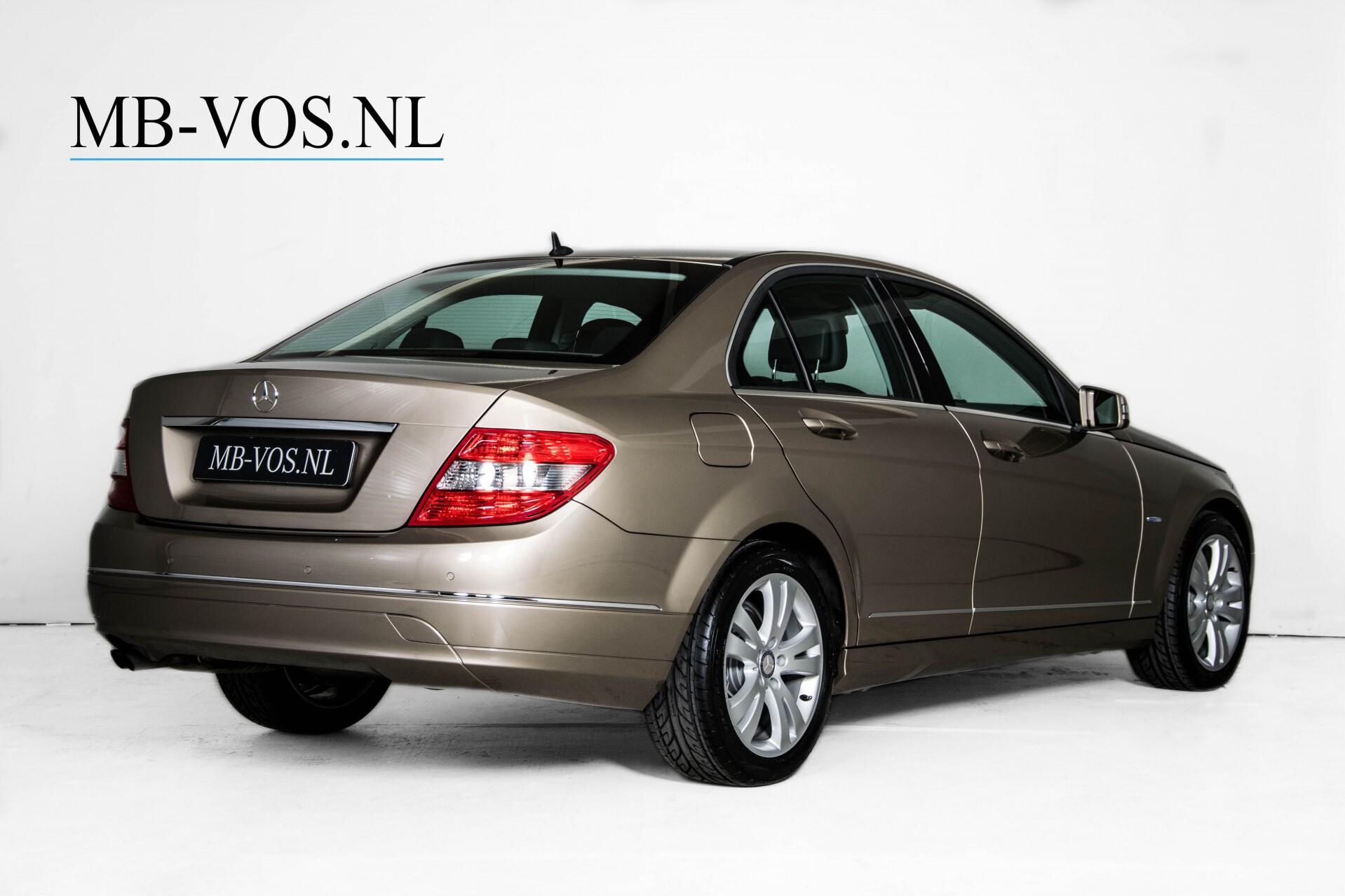 Mercedes-Benz C-Klasse 180 K Avantgarde 1ste eigenaar/NL geleverd/Dealer onderhouden/Volledig gedocumenteerd Foto 2