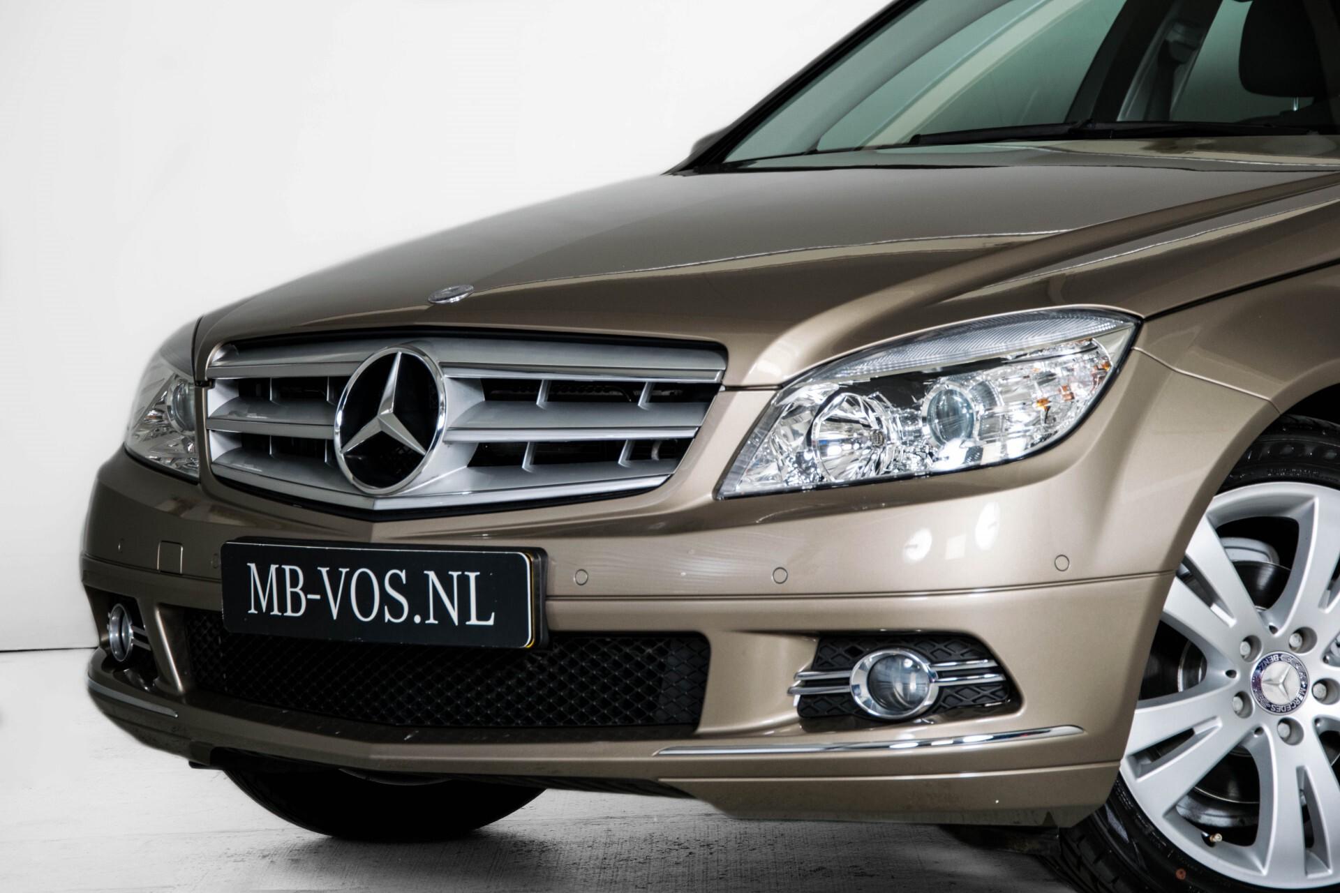 Mercedes-Benz C-Klasse 180 K Avantgarde 1ste eigenaar/NL geleverd/Dealer onderhouden/Volledig gedocumenteerd Foto 33