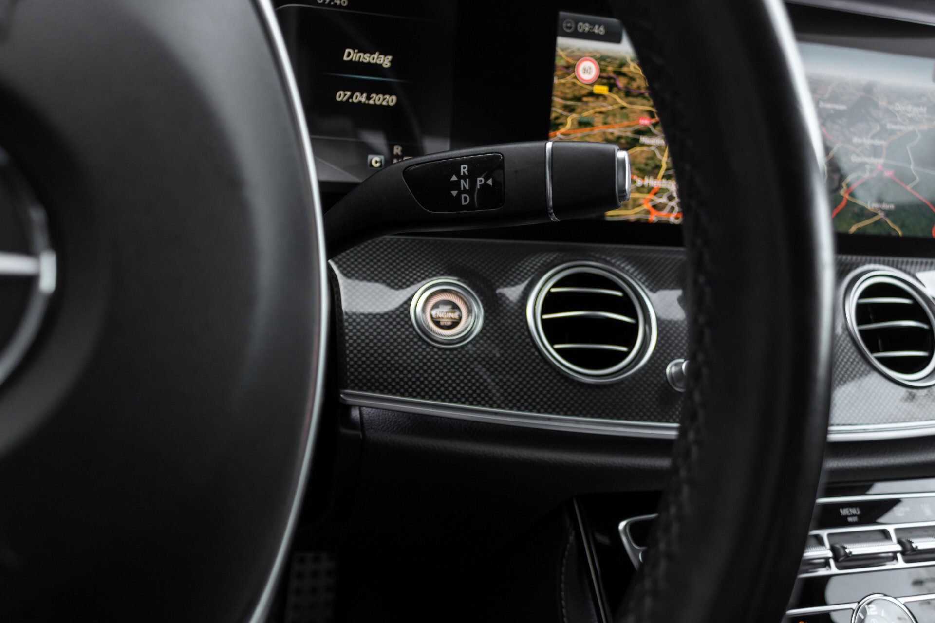 Mercedes-Benz E-Klasse 220 d AMG Night Distronic/Widescreen/Burmester/Schuifdak/Standkachel Aut9 Foto 13