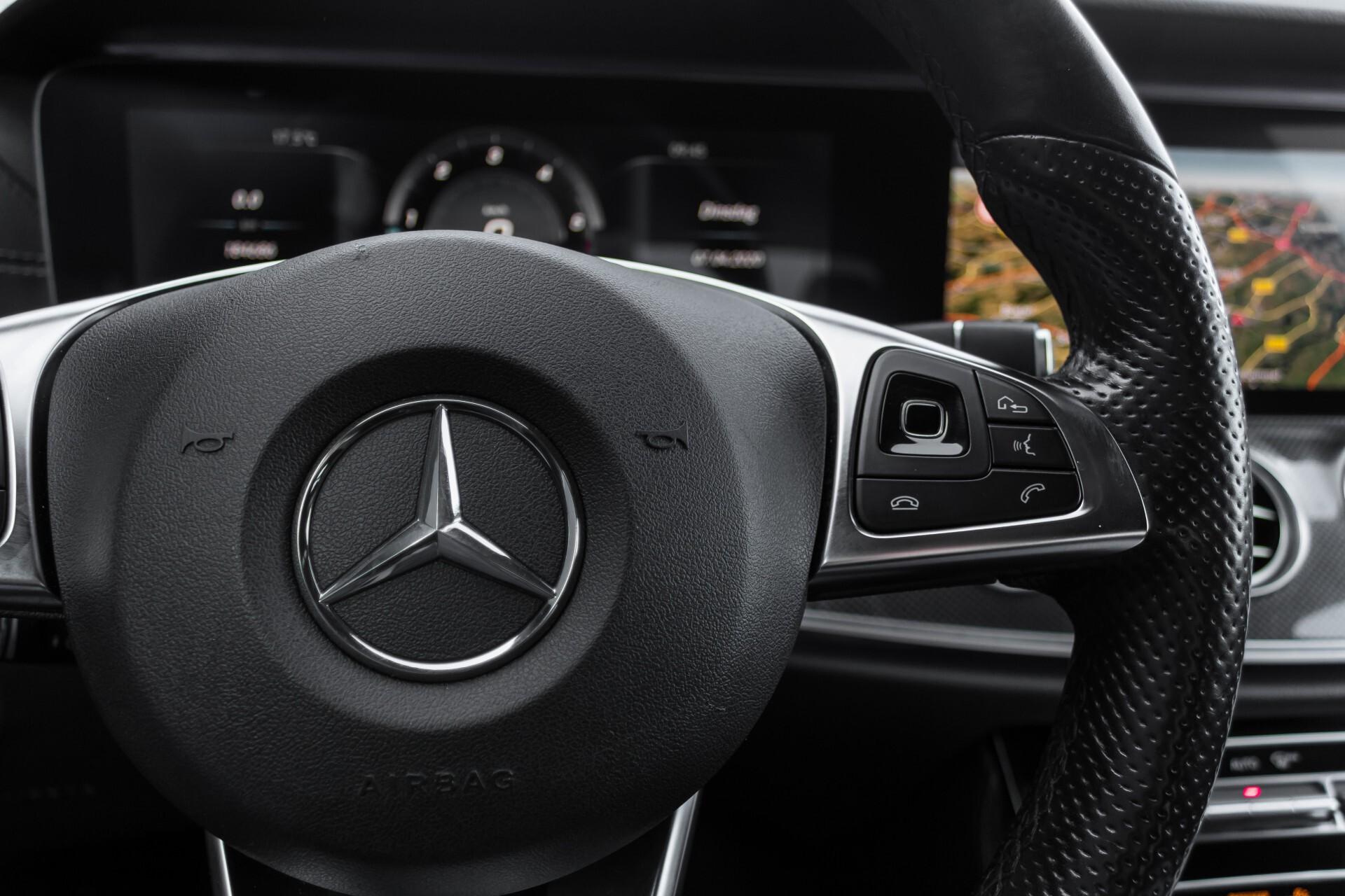 Mercedes-Benz E-Klasse 220 d AMG Night Distronic/Widescreen/Burmester/Schuifdak/Standkachel Aut9 Foto 15
