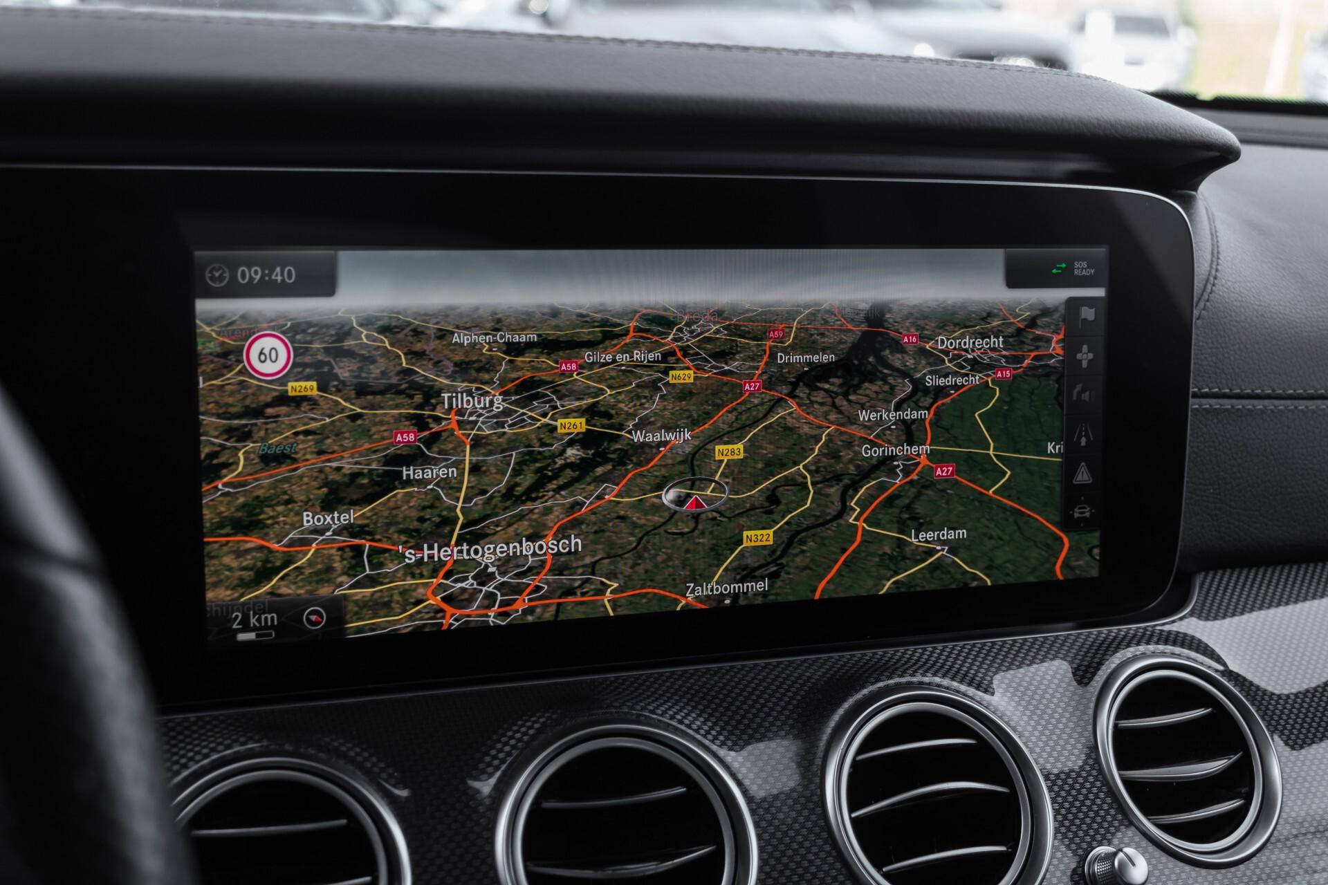 Mercedes-Benz E-Klasse 220 d AMG Night Distronic/Widescreen/Burmester/Schuifdak/Standkachel Aut9 Foto 16