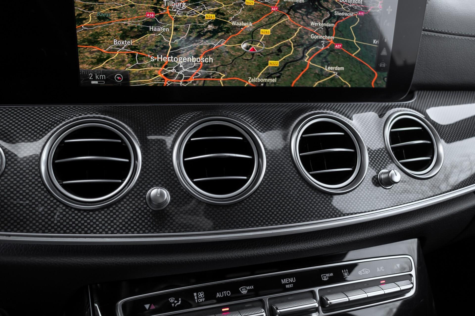 Mercedes-Benz E-Klasse 220 d AMG Night Distronic/Widescreen/Burmester/Schuifdak/Standkachel Aut9 Foto 17