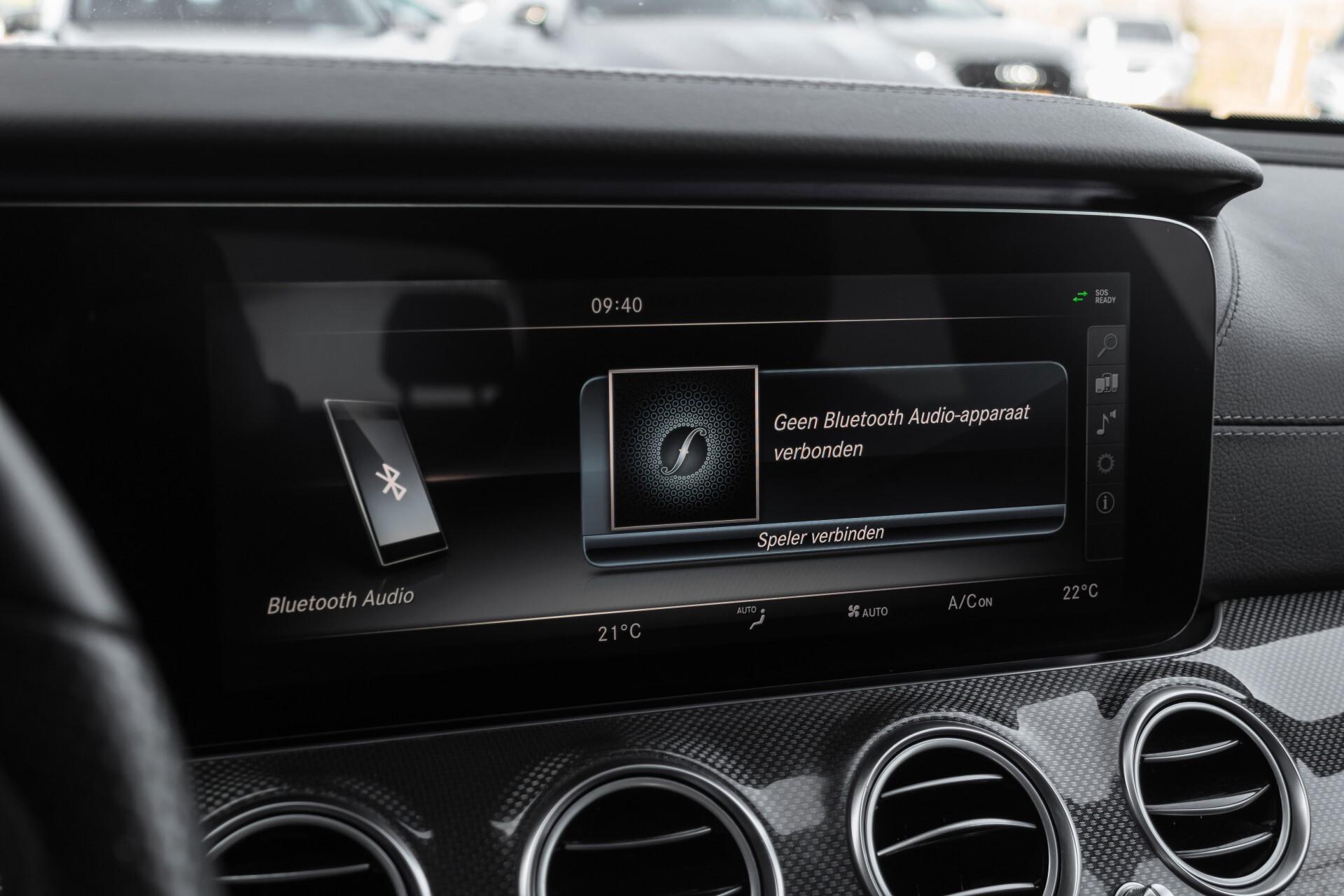 Mercedes-Benz E-Klasse 220 d AMG Night Distronic/Widescreen/Burmester/Schuifdak/Standkachel Aut9 Foto 21