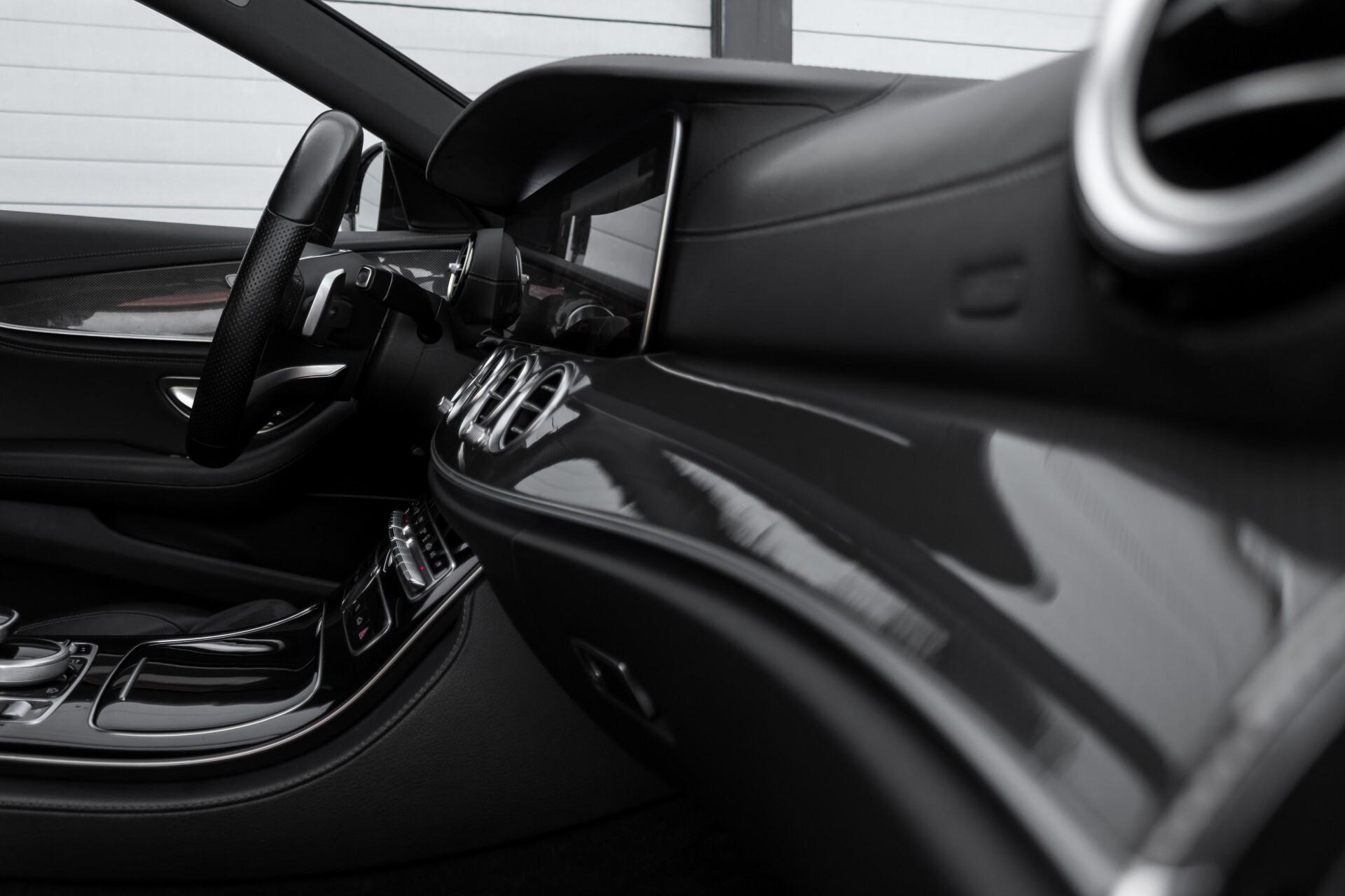 Mercedes-Benz E-Klasse 220 d AMG Night Distronic/Widescreen/Burmester/Schuifdak/Standkachel Aut9 Foto 37