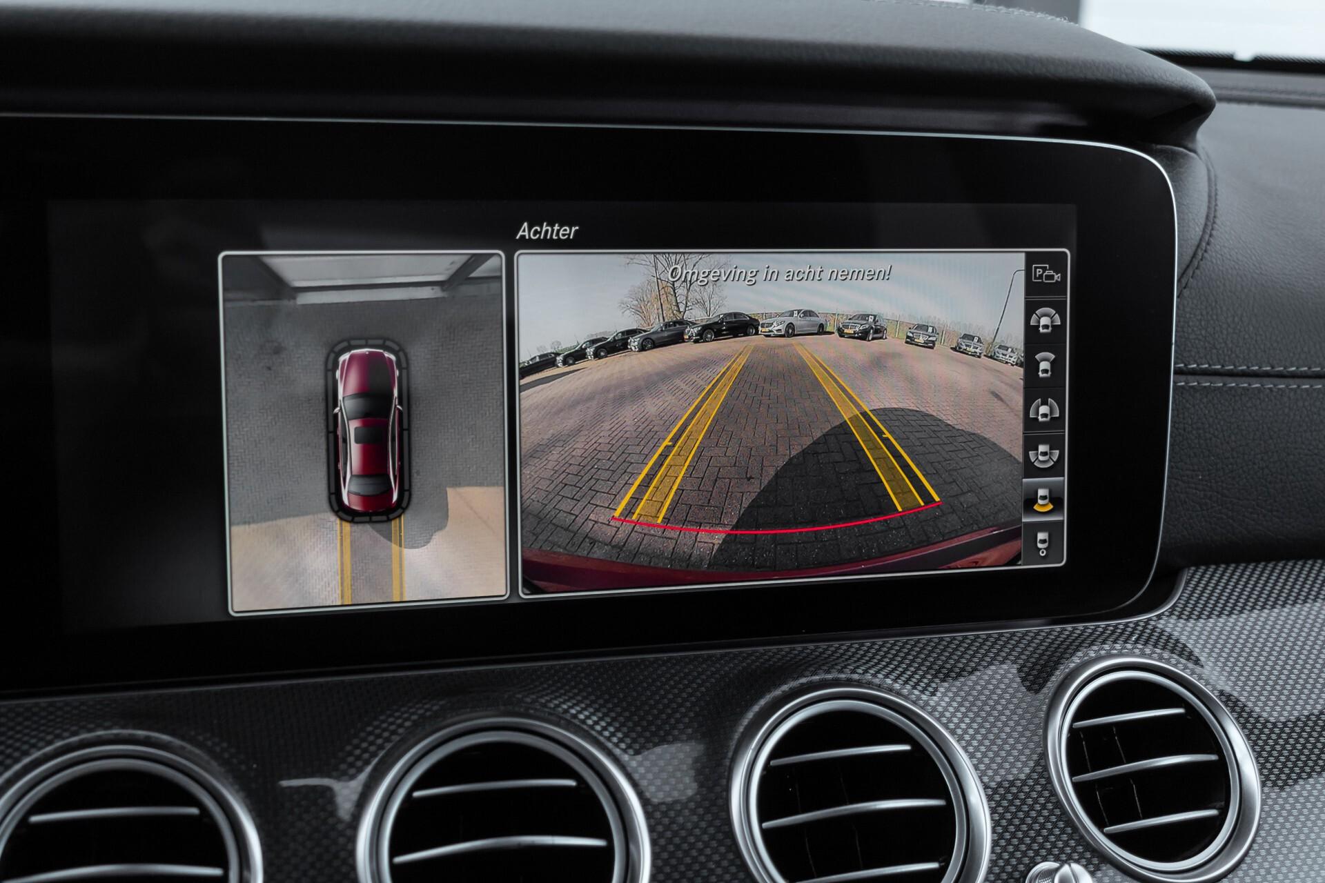 Mercedes-Benz E-Klasse 220 d AMG Night Distronic/Widescreen/Burmester/Schuifdak/Standkachel Aut9 Foto 42