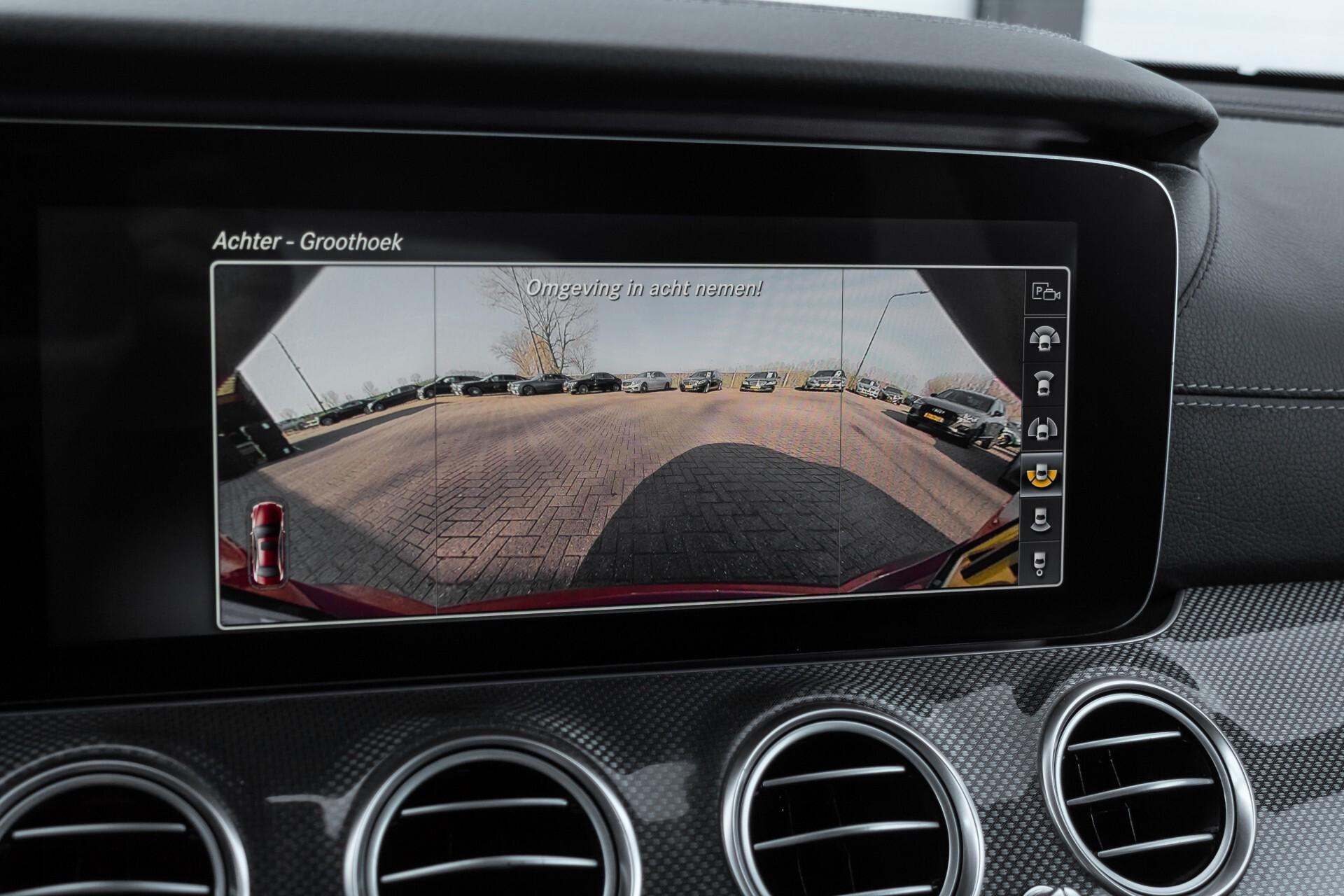 Mercedes-Benz E-Klasse 220 d AMG Night Distronic/Widescreen/Burmester/Schuifdak/Standkachel Aut9 Foto 43