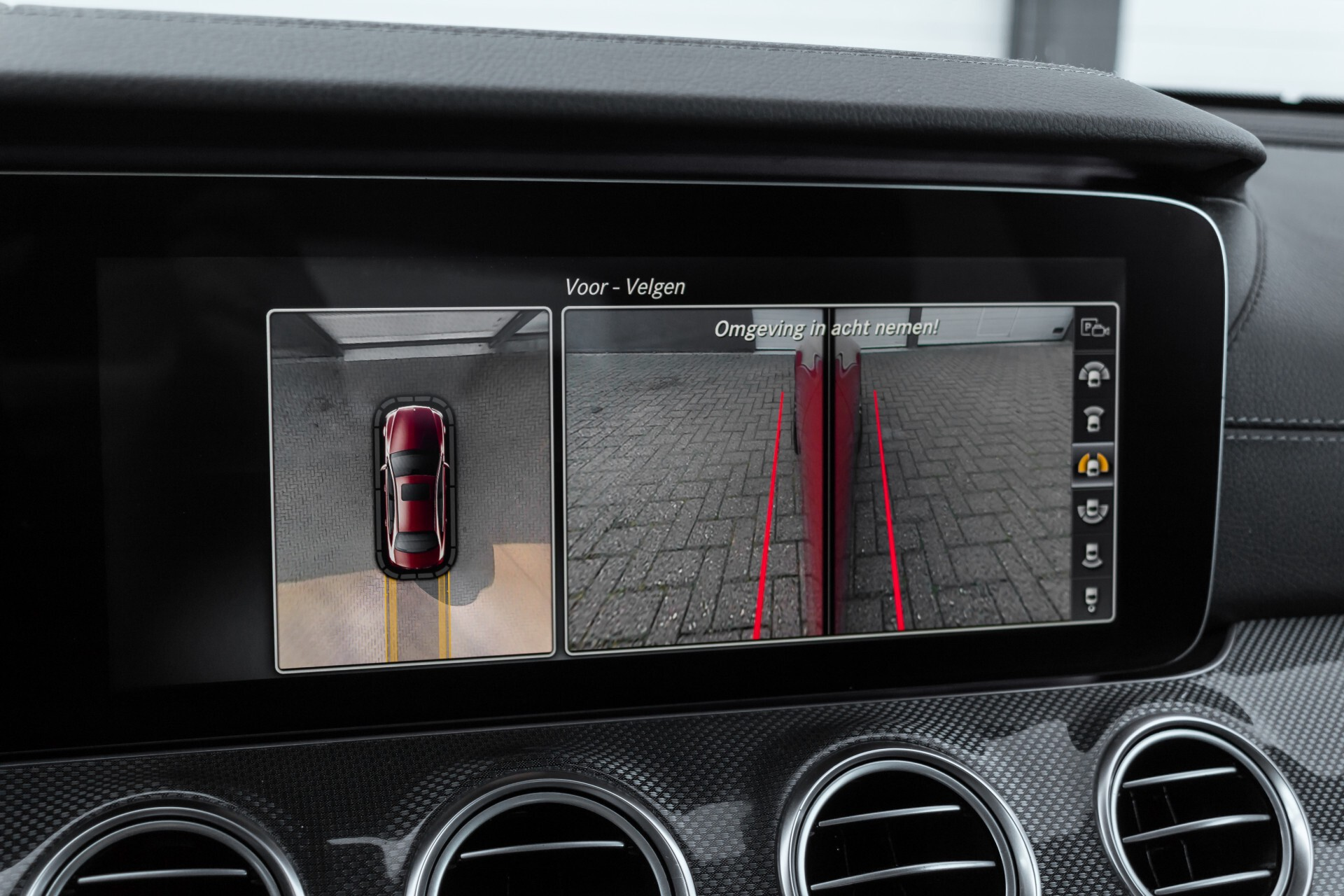 Mercedes-Benz E-Klasse 220 d AMG Night Distronic/Widescreen/Burmester/Schuifdak/Standkachel Aut9 Foto 44