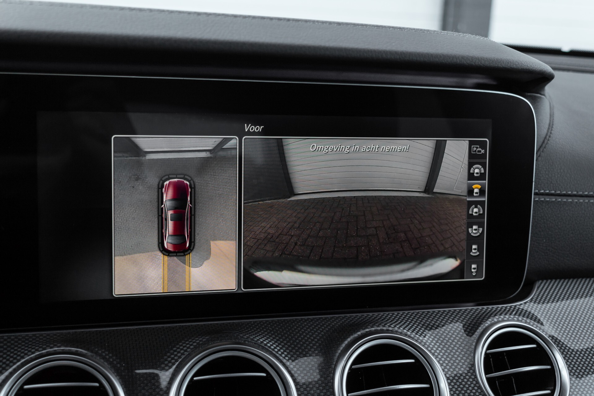 Mercedes-Benz E-Klasse 220 d AMG Night Distronic/Widescreen/Burmester/Schuifdak/Standkachel Aut9 Foto 45
