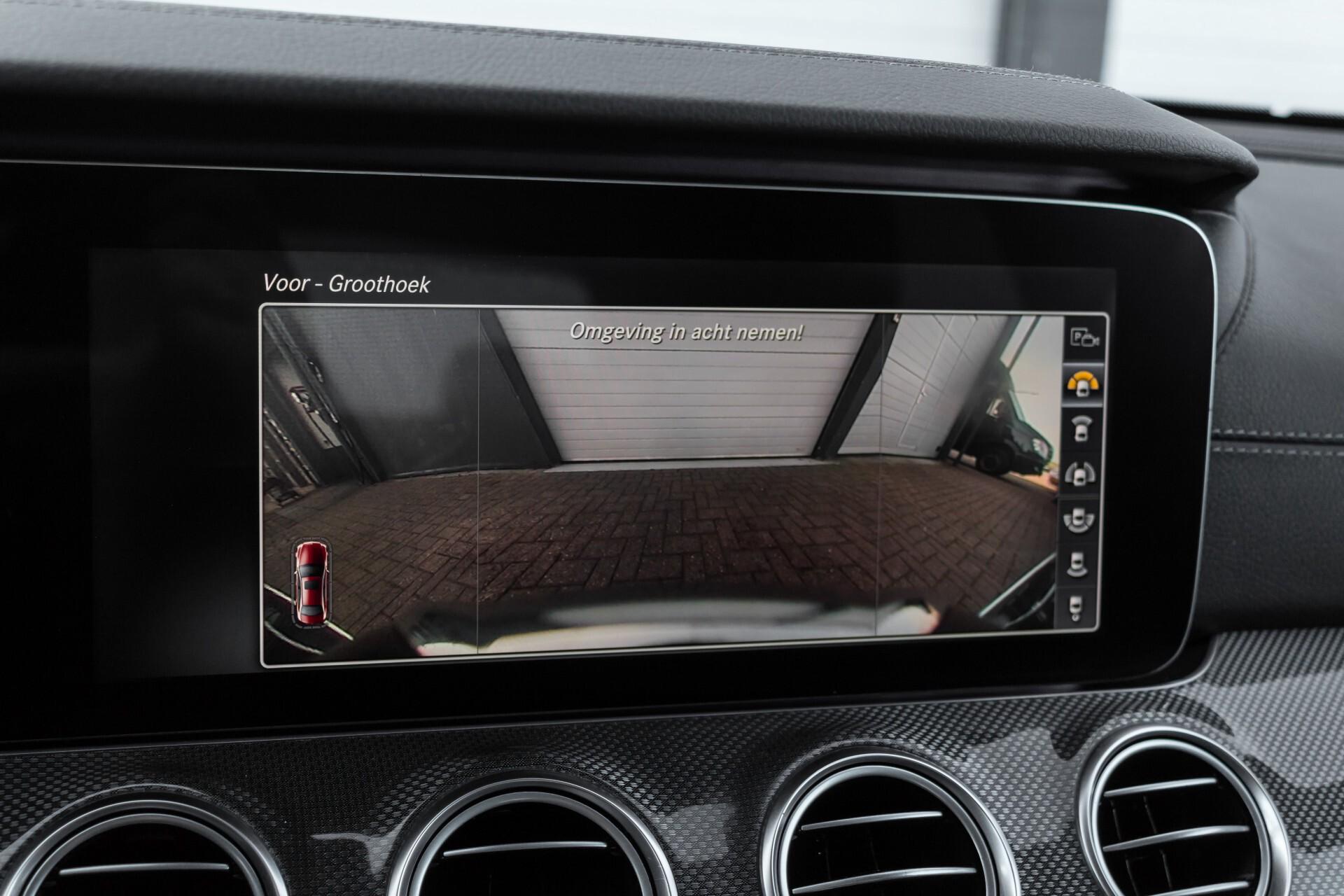 Mercedes-Benz E-Klasse 220 d AMG Night Distronic/Widescreen/Burmester/Schuifdak/Standkachel Aut9 Foto 46