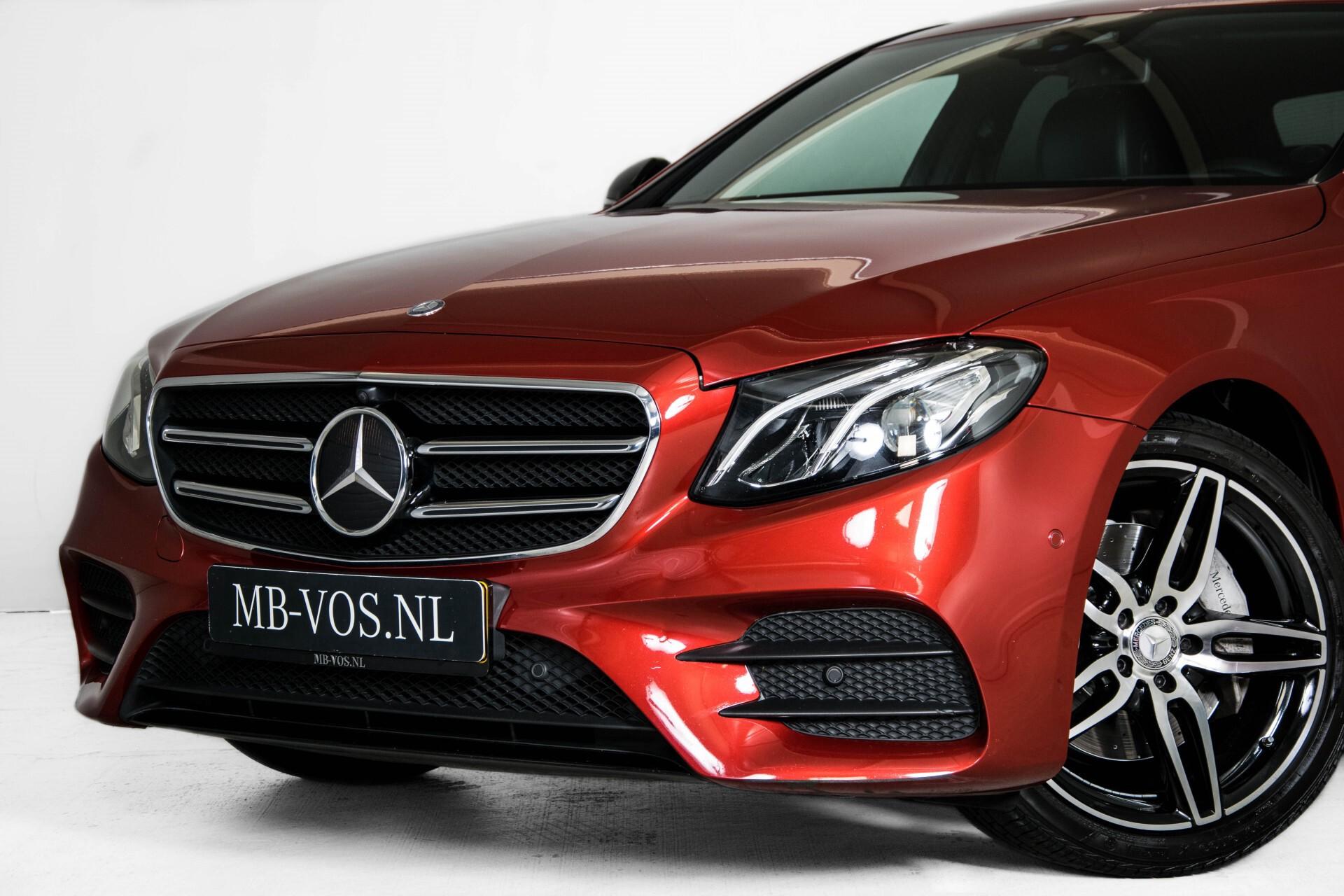 Mercedes-Benz E-Klasse 220 d AMG Night Distronic/Widescreen/Burmester/Schuifdak/Standkachel Aut9 Foto 52