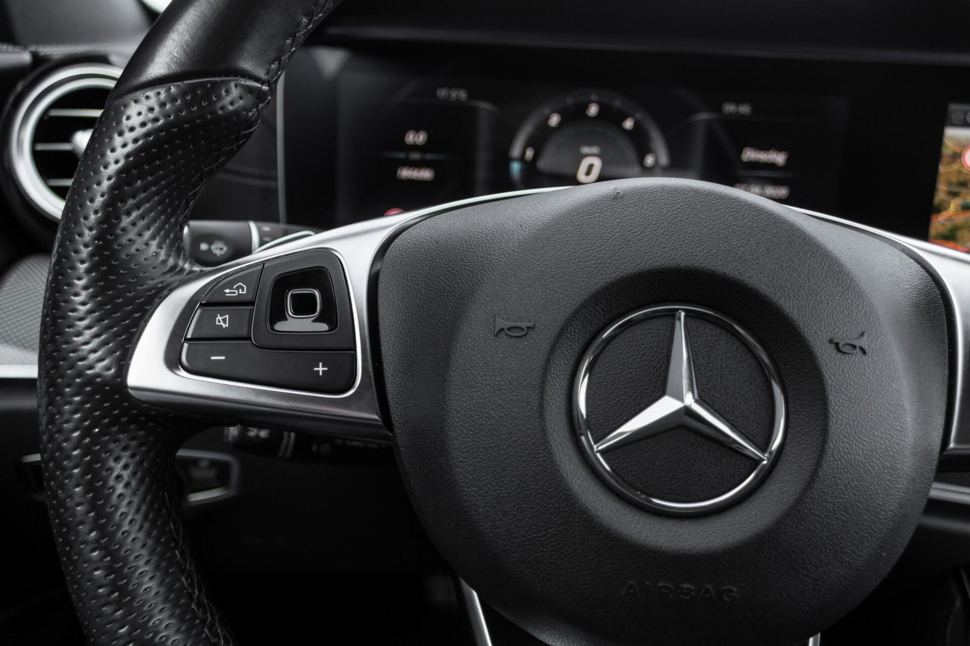 Mercedes-Benz E-Klasse 220 d AMG Night Distronic/Widescreen/Burmester/Schuifdak/Standkachel Aut9 Foto 9