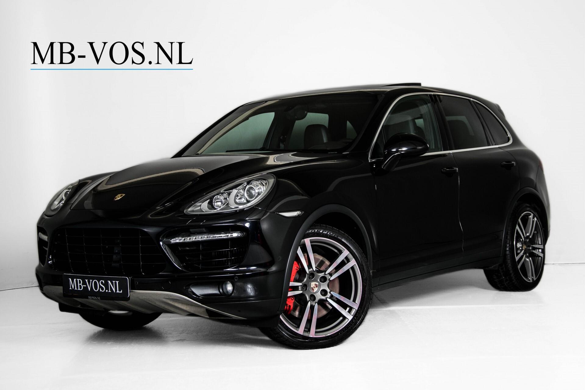 Porsche Cayenne 4.8 Turbo Exclusive/Panorama/Bose/21''/Sportstoelen Aut8 Foto 1