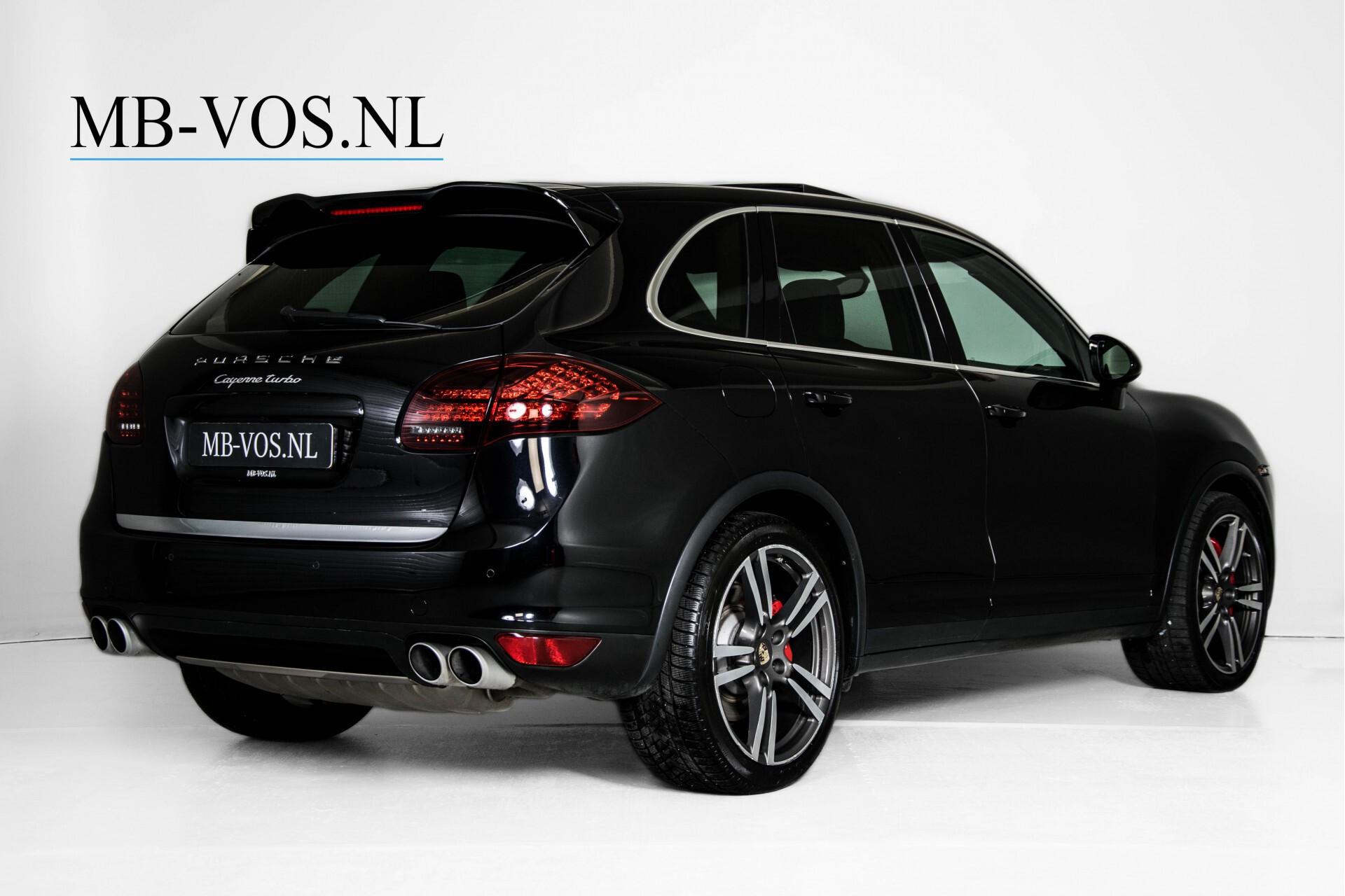 Porsche Cayenne 4.8 Turbo Exclusive/Panorama/Bose/21''/Sportstoelen Aut8 Foto 2