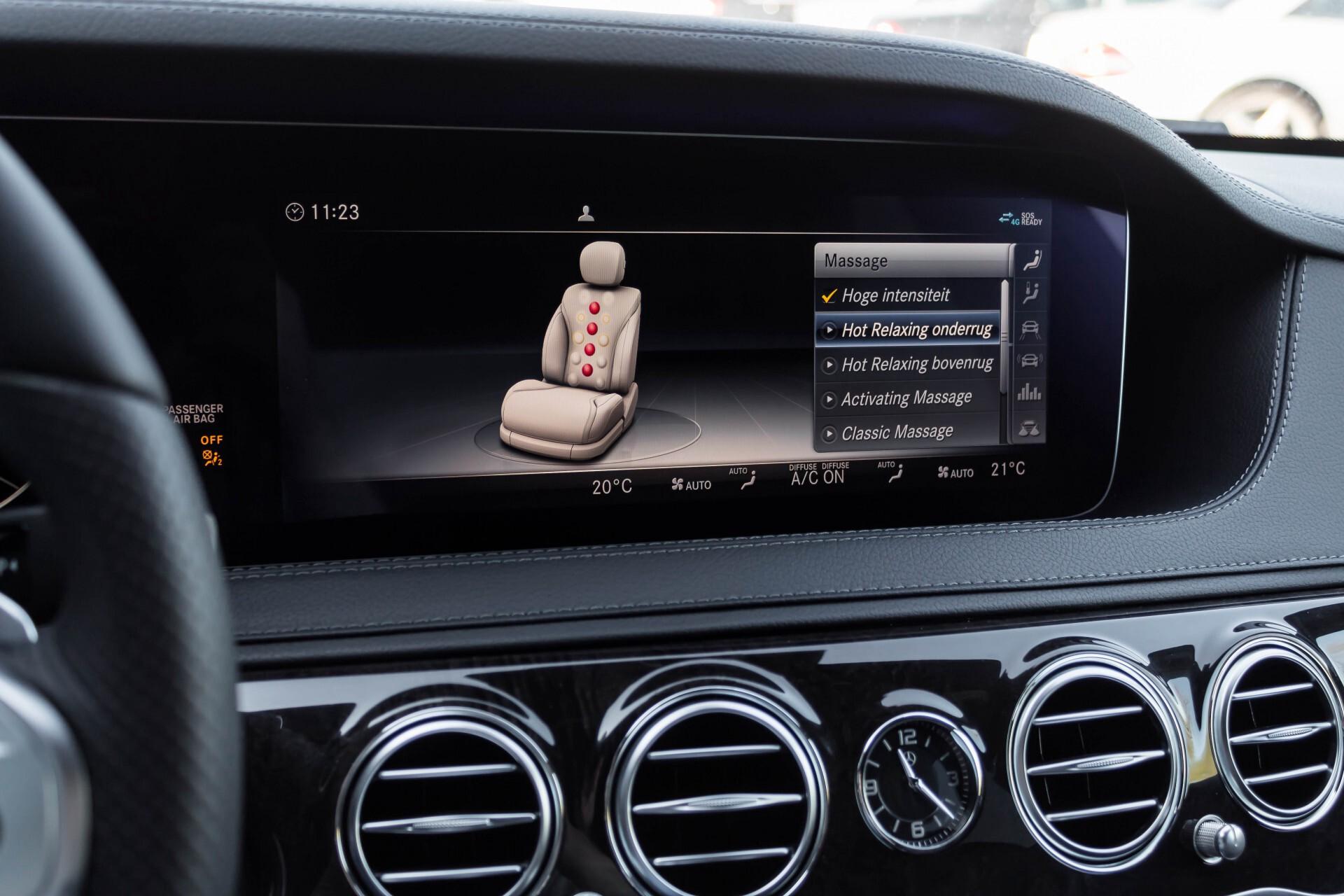 Mercedes-Benz S-Klasse 400d Lang 4-M AMG volledig S65 uitgevoerd Aut9 Foto 15