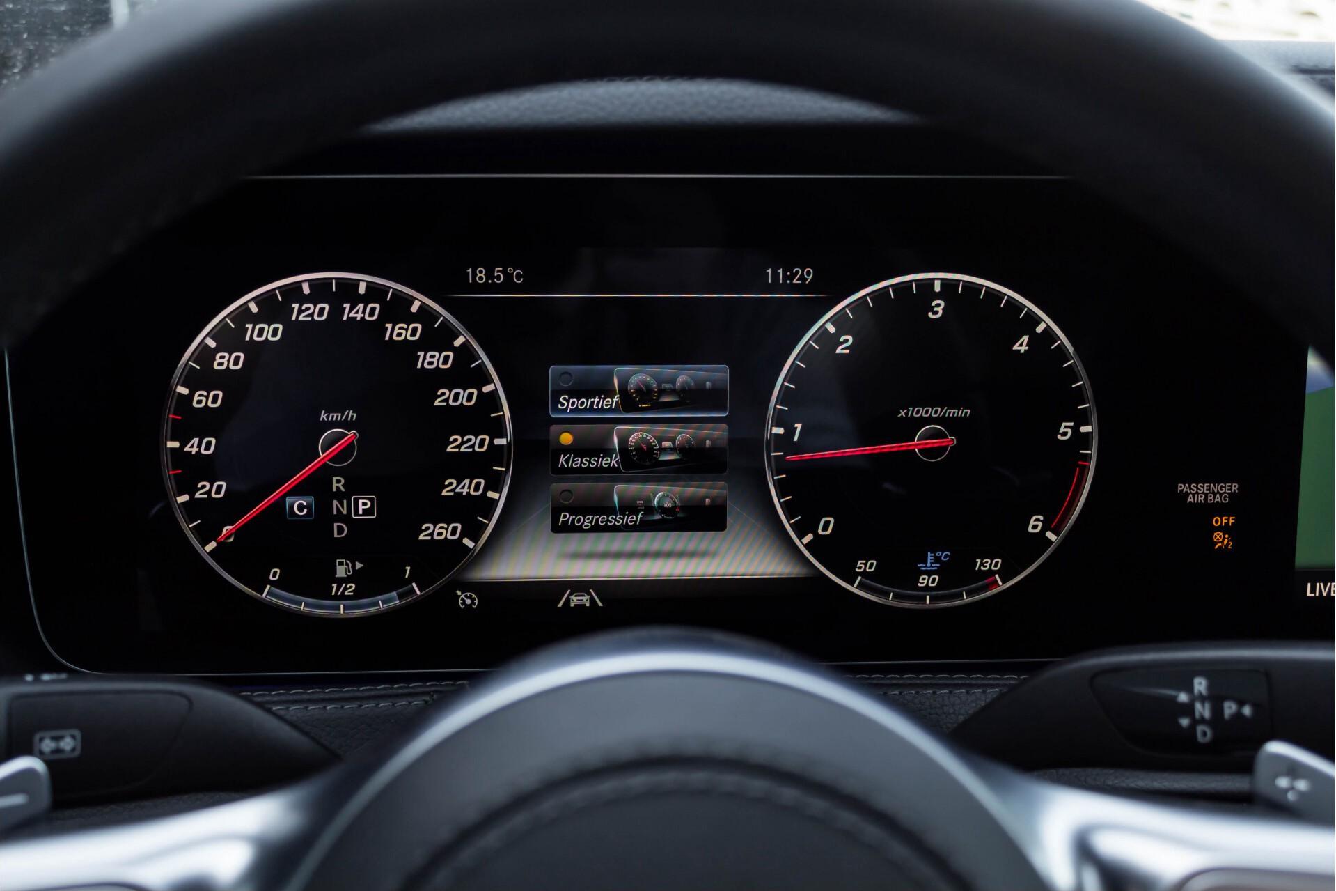 Mercedes-Benz S-Klasse 400d Lang 4-M AMG volledig S65 uitgevoerd Aut9 Foto 18