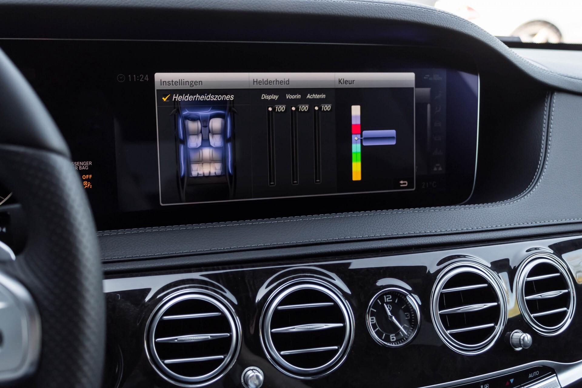 Mercedes-Benz S-Klasse 400d Lang 4-M AMG volledig S65 uitgevoerd Aut9 Foto 19