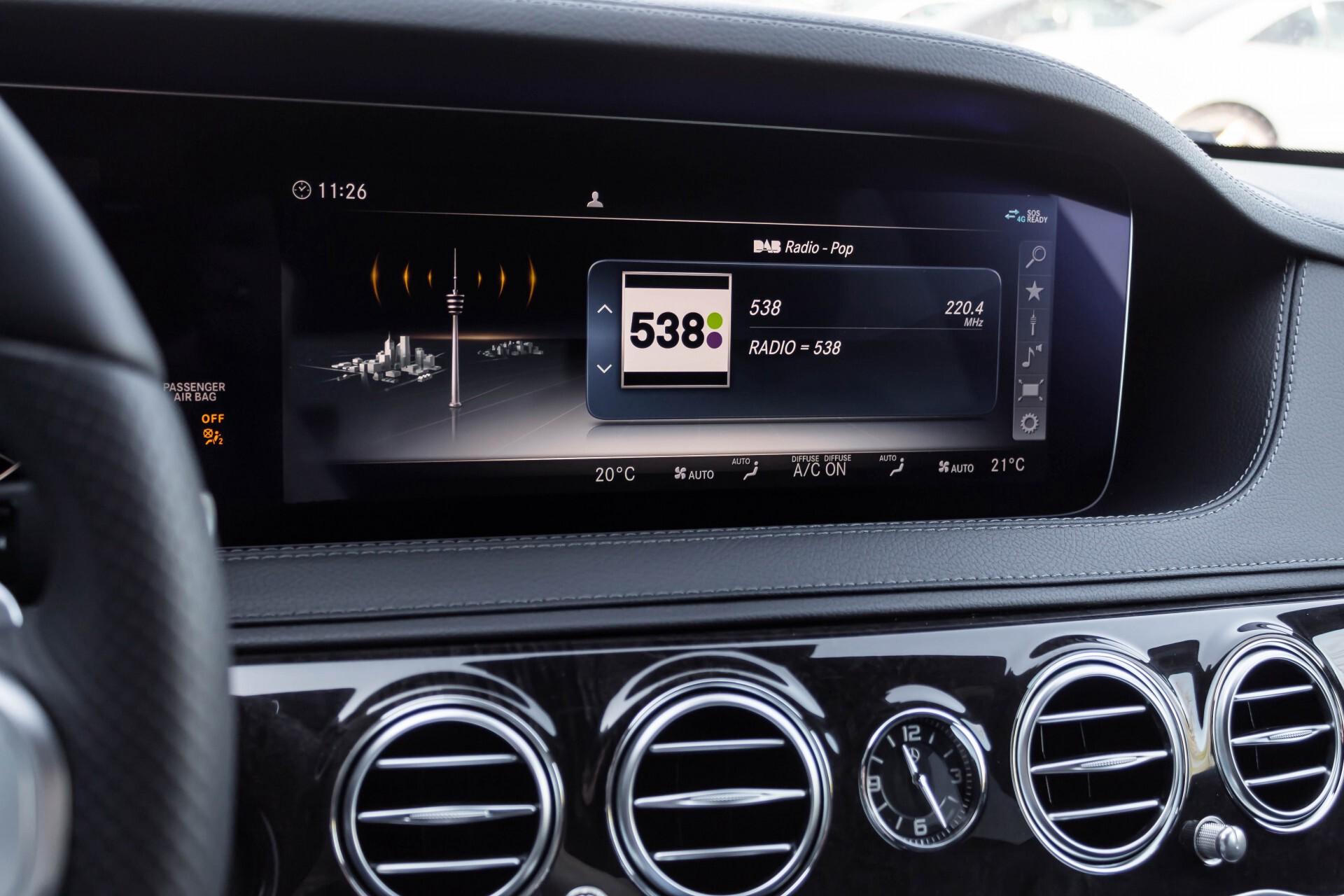 Mercedes-Benz S-Klasse 400d Lang 4-M AMG volledig S65 uitgevoerd Aut9 Foto 29