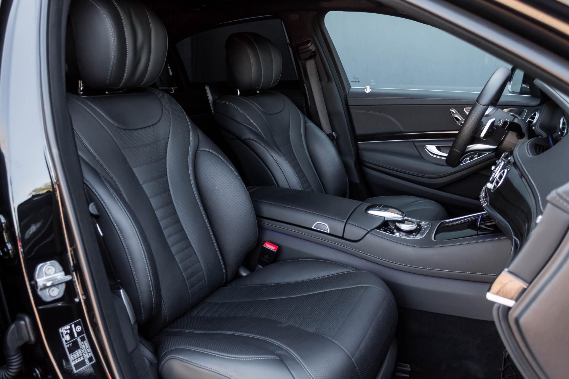 Mercedes-Benz S-Klasse 400d Lang 4-M AMG volledig S65 uitgevoerd Aut9 Foto 3