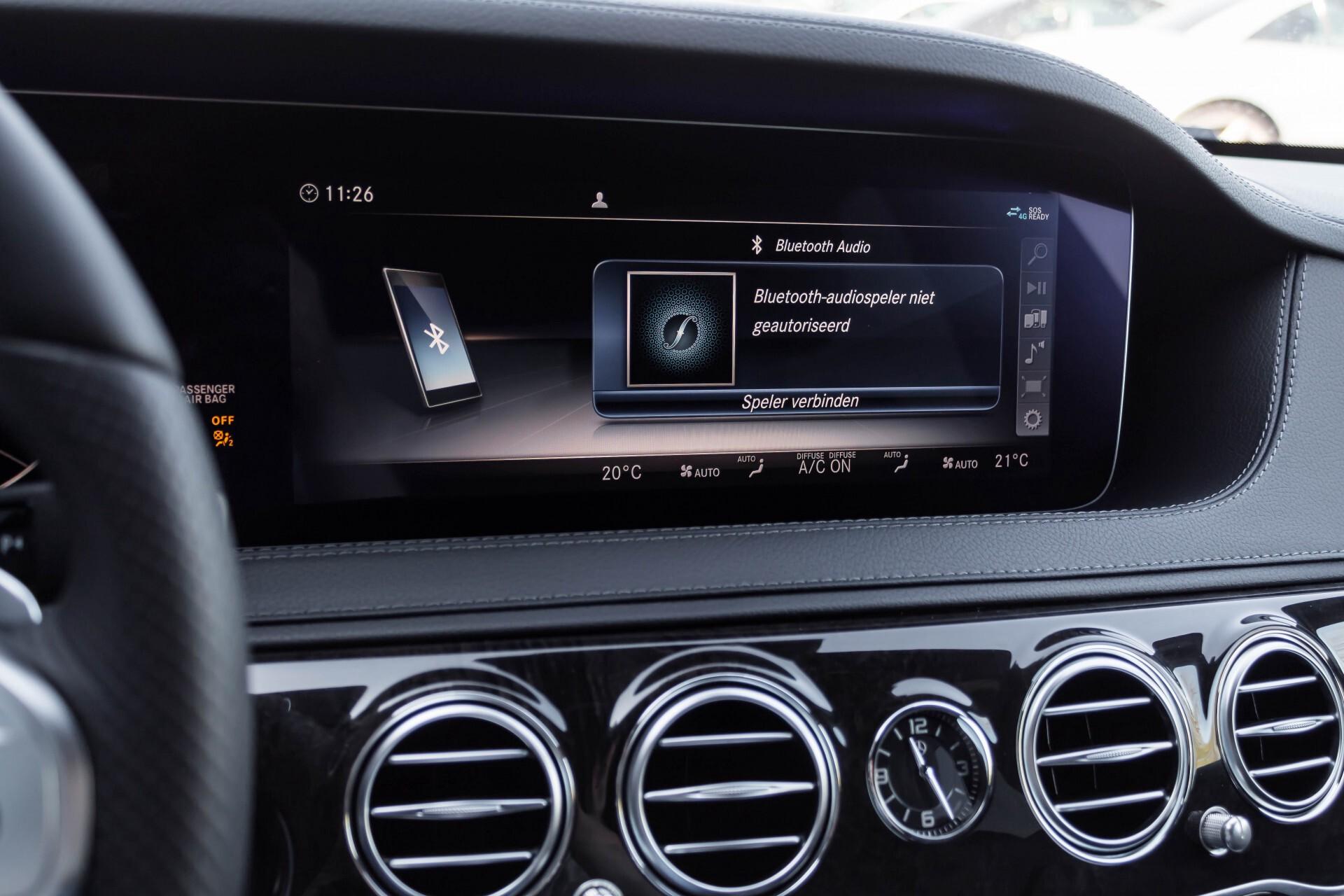 Mercedes-Benz S-Klasse 400d Lang 4-M AMG volledig S65 uitgevoerd Aut9 Foto 30