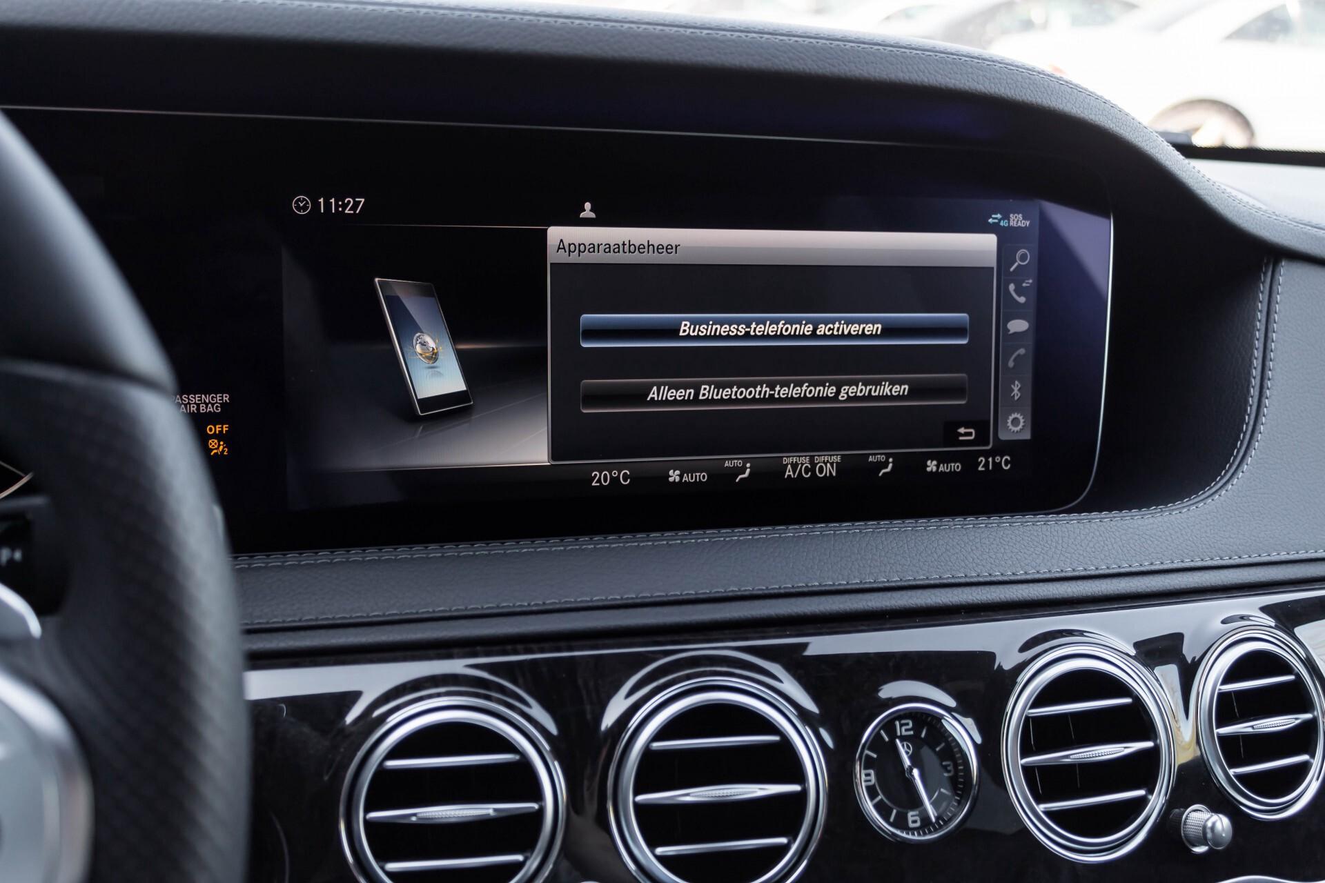 Mercedes-Benz S-Klasse 400d Lang 4-M AMG volledig S65 uitgevoerd Aut9 Foto 32