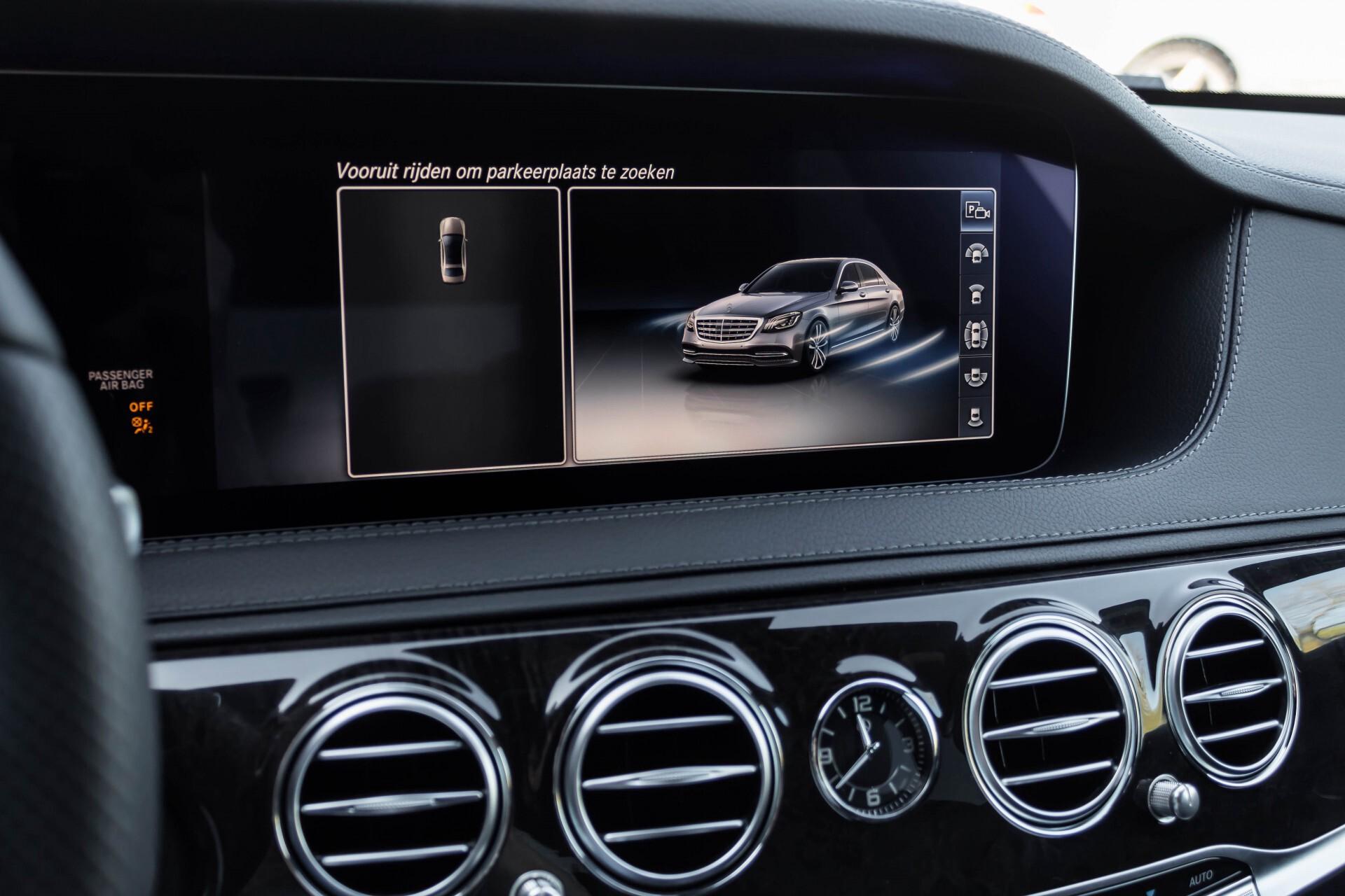 Mercedes-Benz S-Klasse 400d Lang 4-M AMG volledig S65 uitgevoerd Aut9 Foto 36