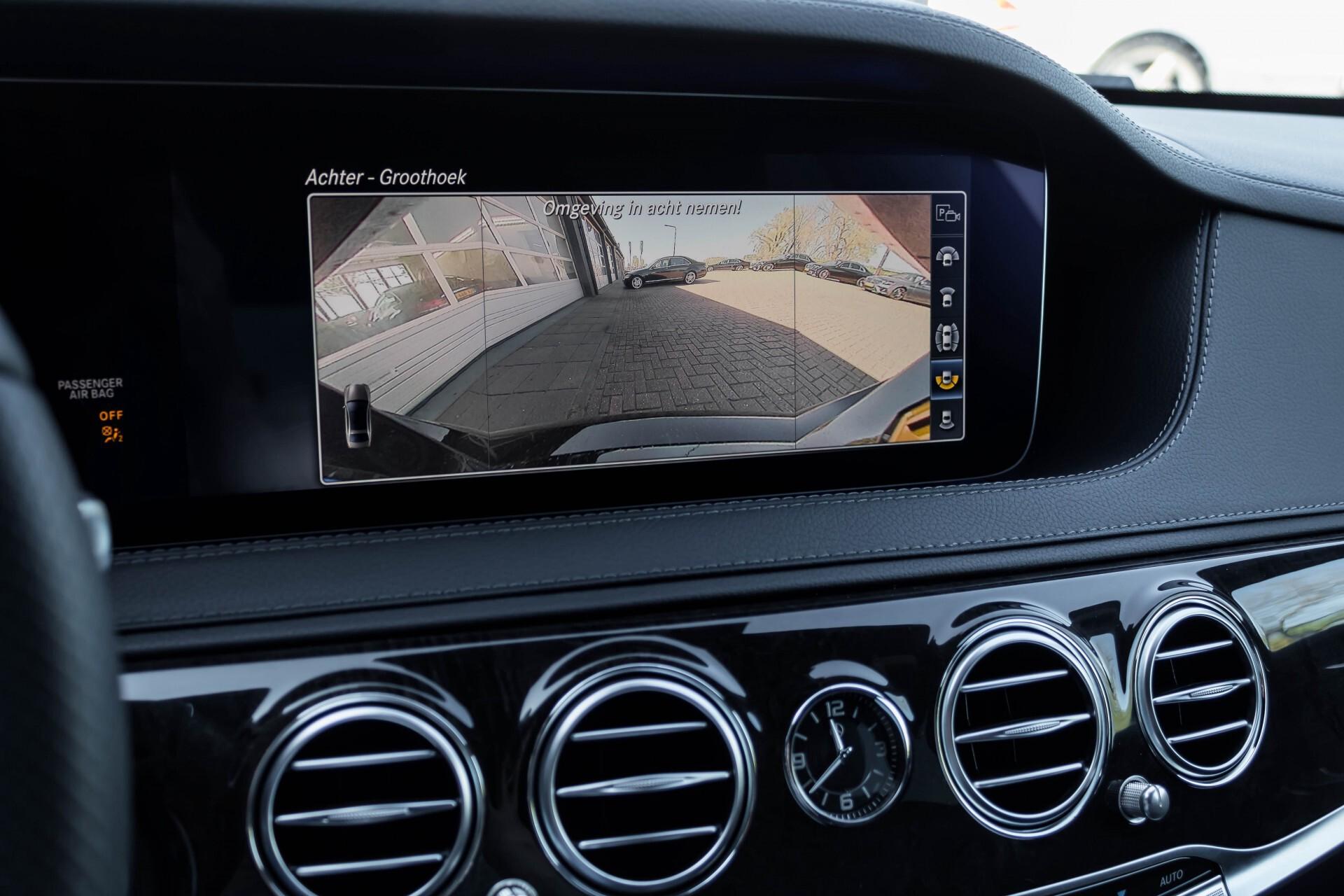 Mercedes-Benz S-Klasse 400d Lang 4-M AMG volledig S65 uitgevoerd Aut9 Foto 43