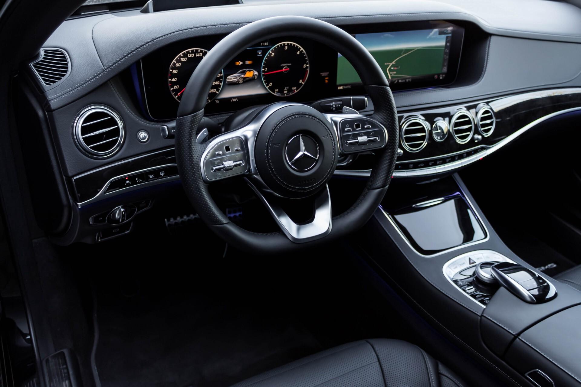 Mercedes-Benz S-Klasse 400d Lang 4-M AMG volledig S65 uitgevoerd Aut9 Foto 53