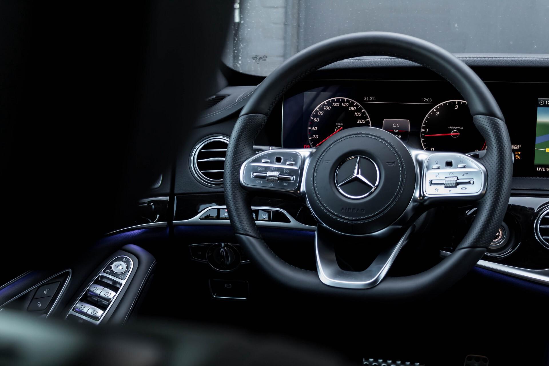 Mercedes-Benz S-Klasse 400d Lang 4-M AMG volledig S65 uitgevoerd Aut9 Foto 59