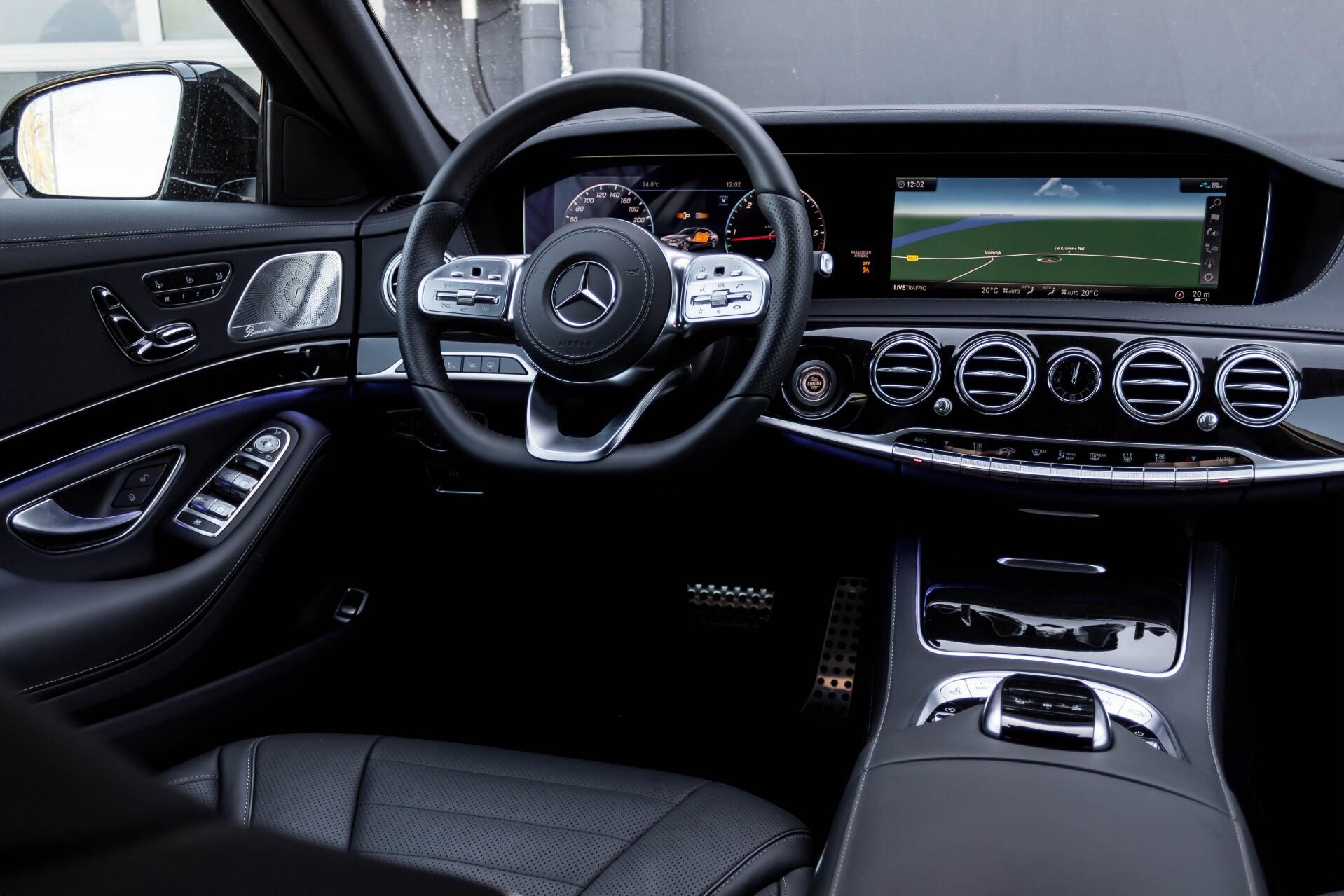 Mercedes-Benz S-Klasse 400d Lang 4-M AMG volledig S65 uitgevoerd Aut9 Foto 6