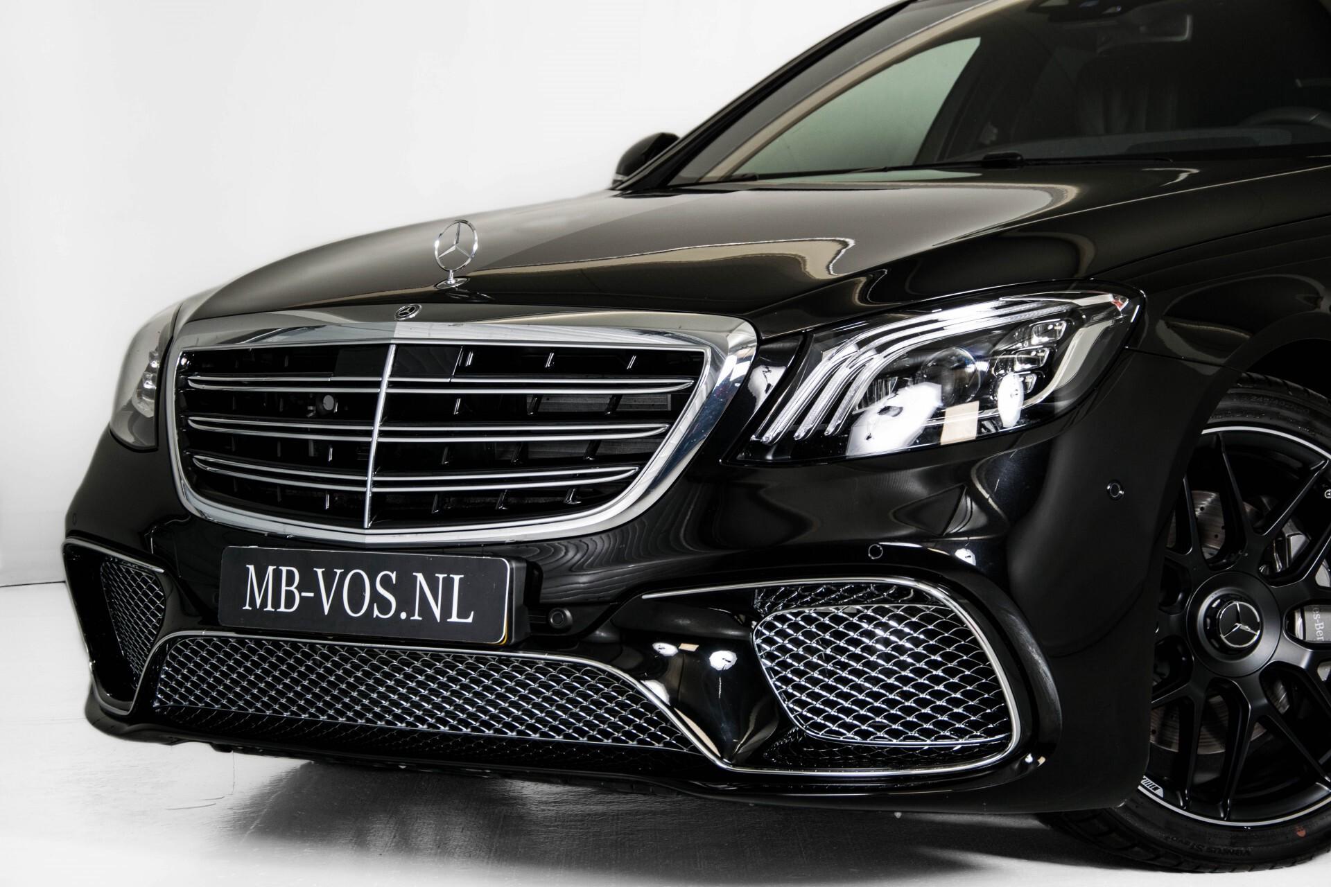 Mercedes-Benz S-Klasse 400d Lang 4-M AMG volledig S65 uitgevoerd Aut9 Foto 64