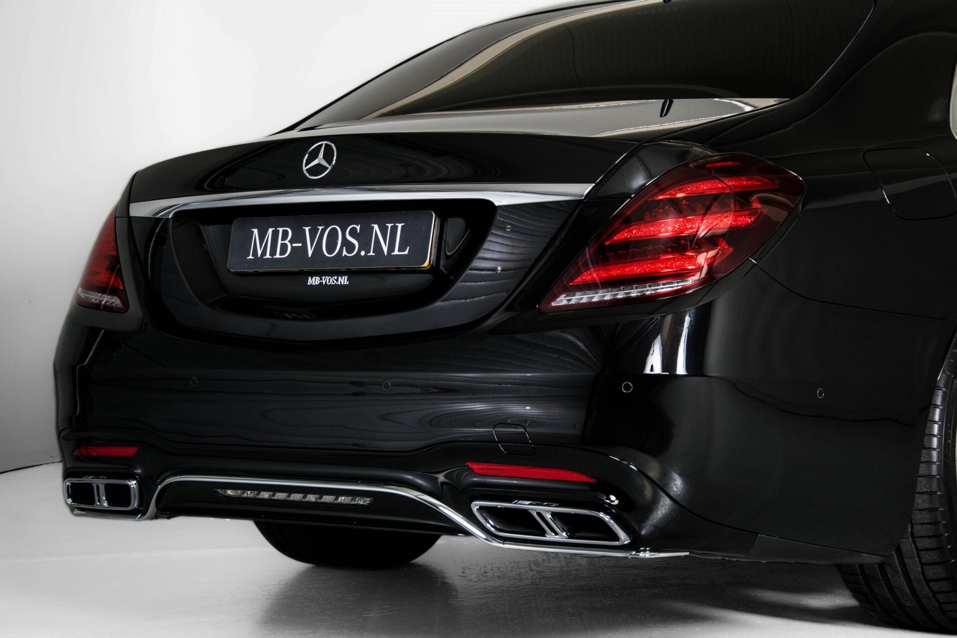 Mercedes-Benz S-Klasse 400d Lang 4-M AMG volledig S65 uitgevoerd Aut9 Foto 65