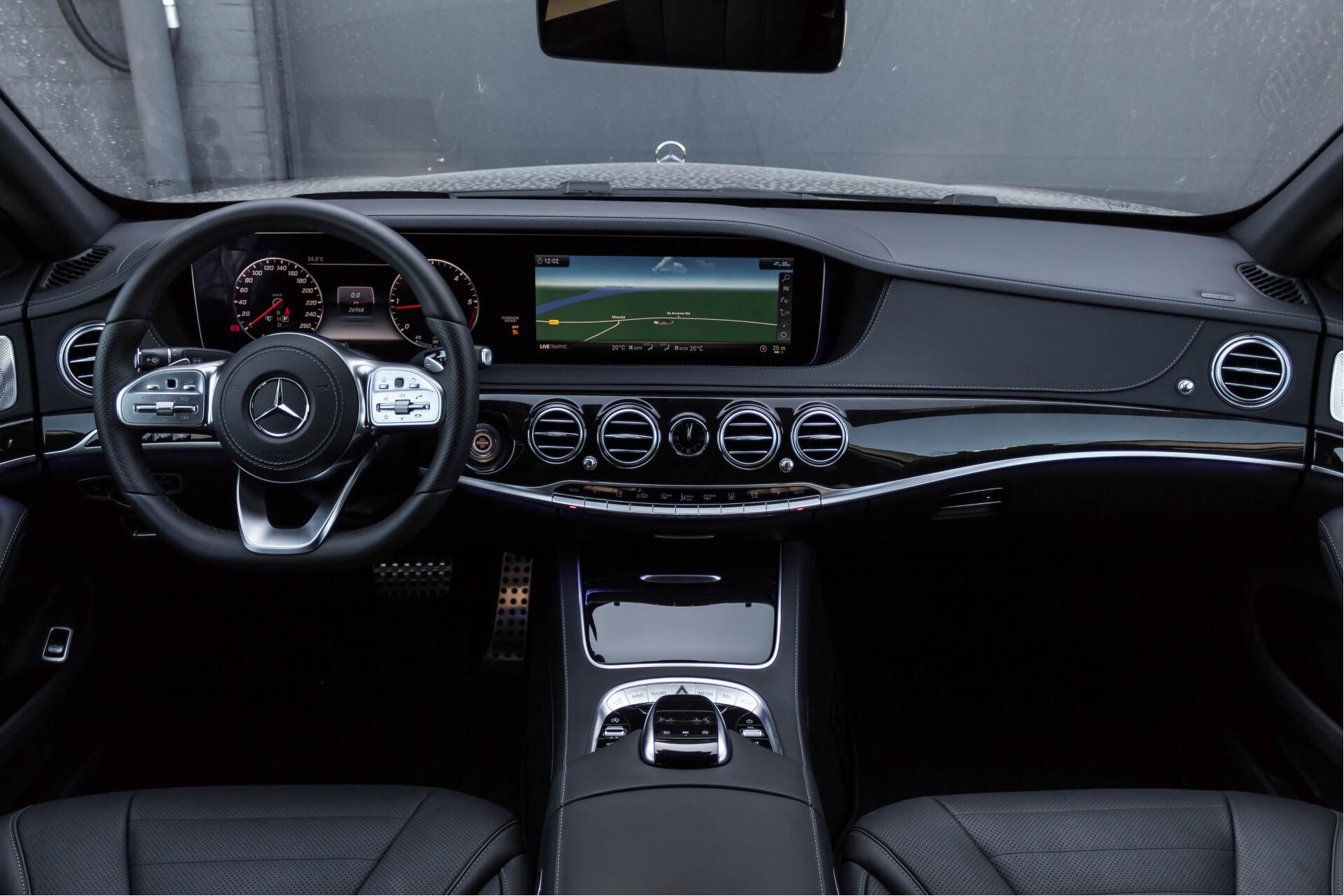 Mercedes-Benz S-Klasse 400d Lang 4-M AMG volledig S65 uitgevoerd Aut9 Foto 7