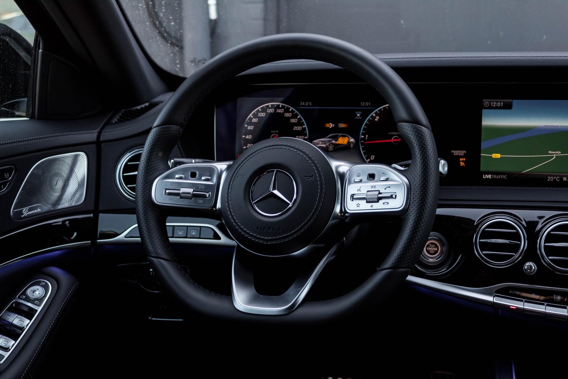 Mercedes-Benz S-Klasse 400d Lang 4-M AMG volledig S65 uitgevoerd Aut9 Foto 8