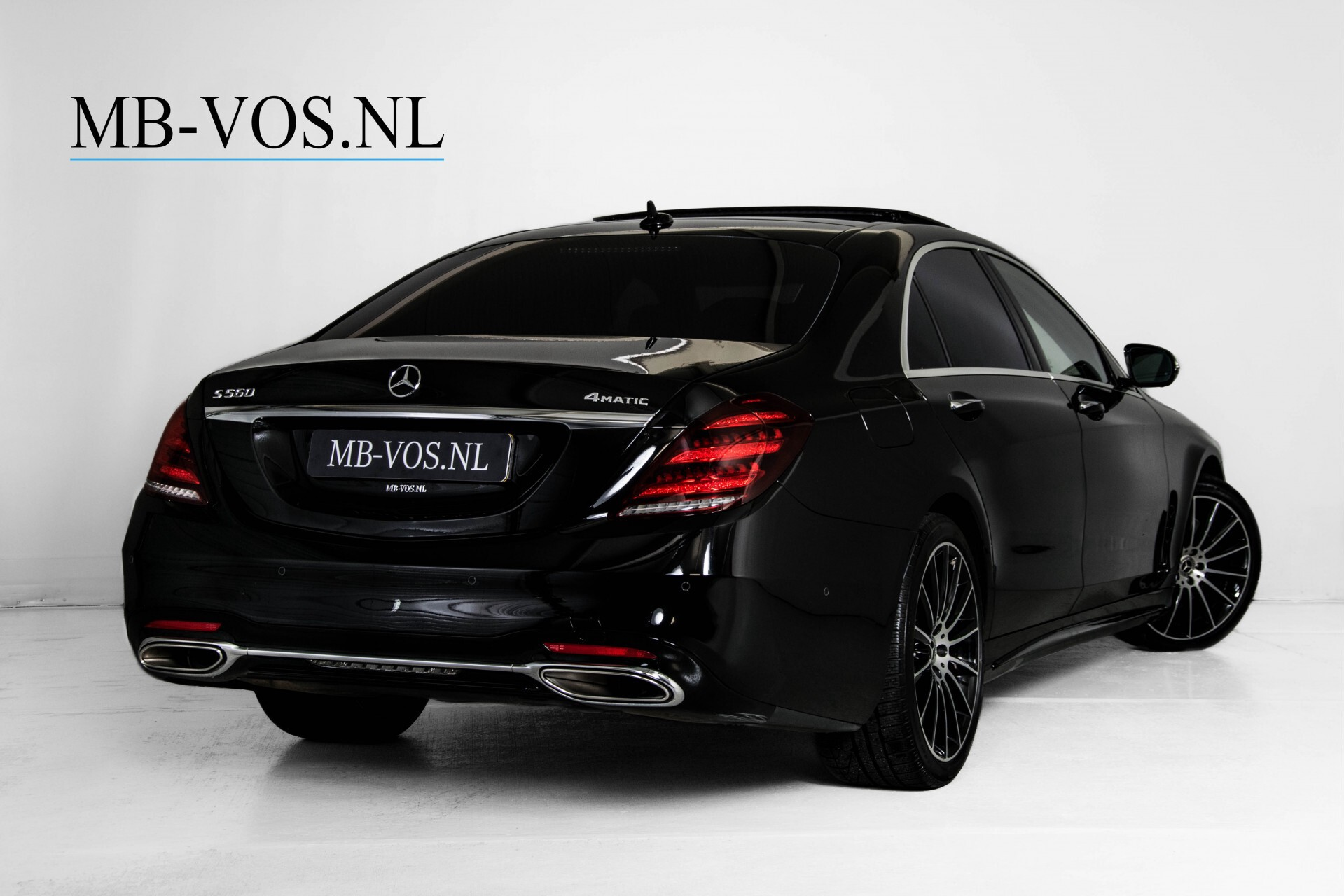 Mercedes-Benz S-Klasse 560 4-M Lang AMG Plus Exclusive Entertainment/Massage Aut9 Foto 2