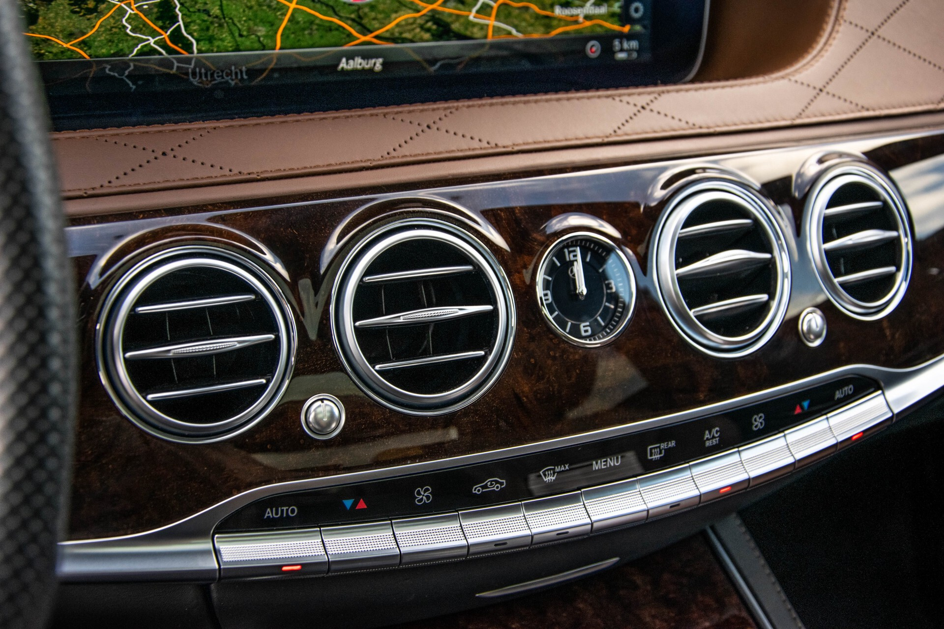Mercedes-Benz S-Klasse 560 4-M Lang AMG Plus Exclusive Entertainment/Massage Aut9 Foto 36