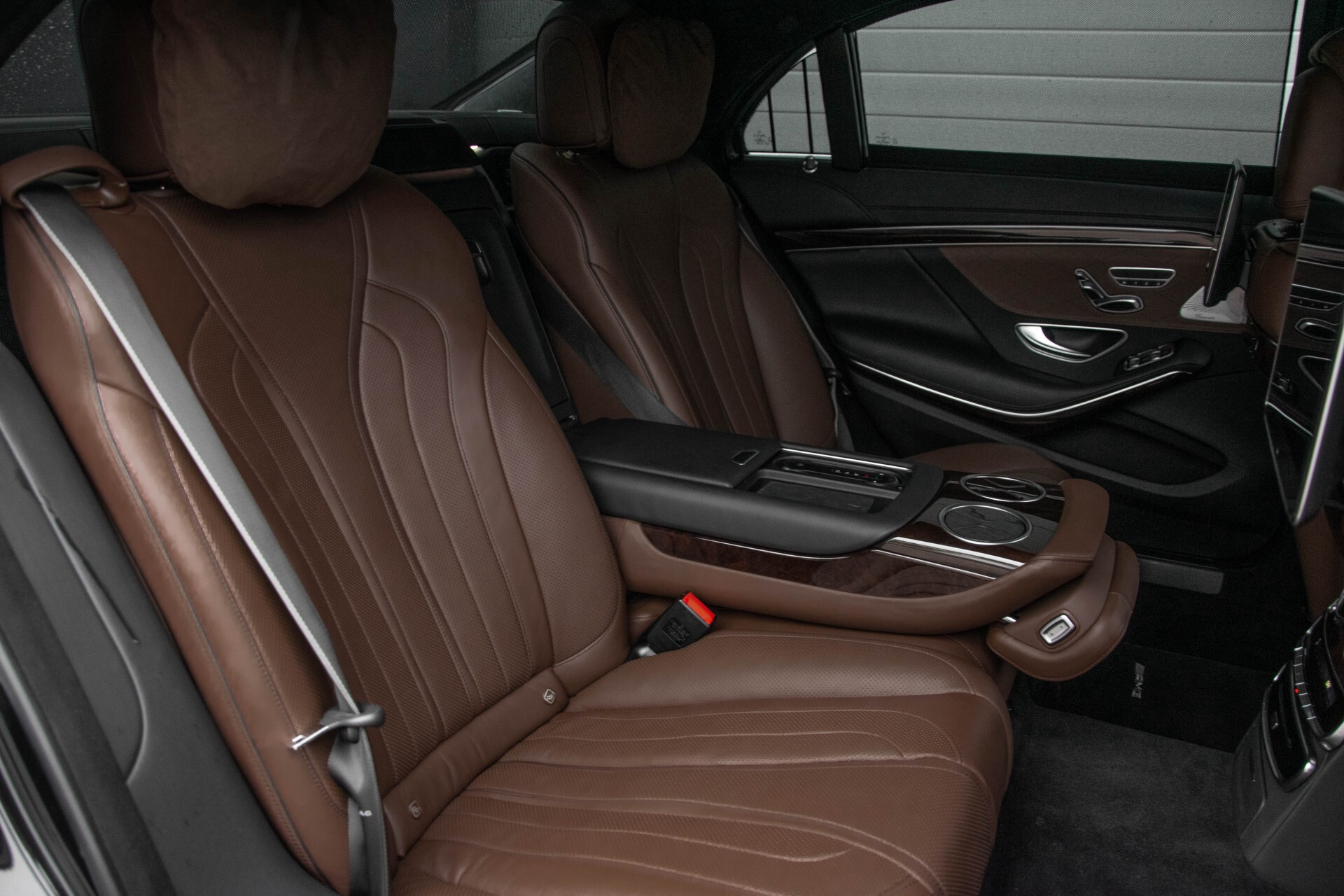 Mercedes-Benz S-Klasse 560 4-M Lang AMG Plus Exclusive Entertainment/Massage Aut9 Foto 5
