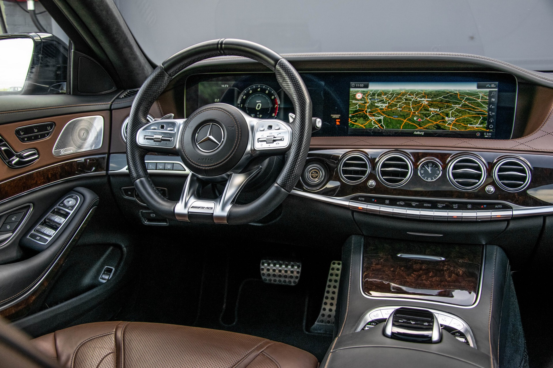 Mercedes-Benz S-Klasse 560 4-M Lang AMG Plus Exclusive Entertainment/Massage Aut9 Foto 6