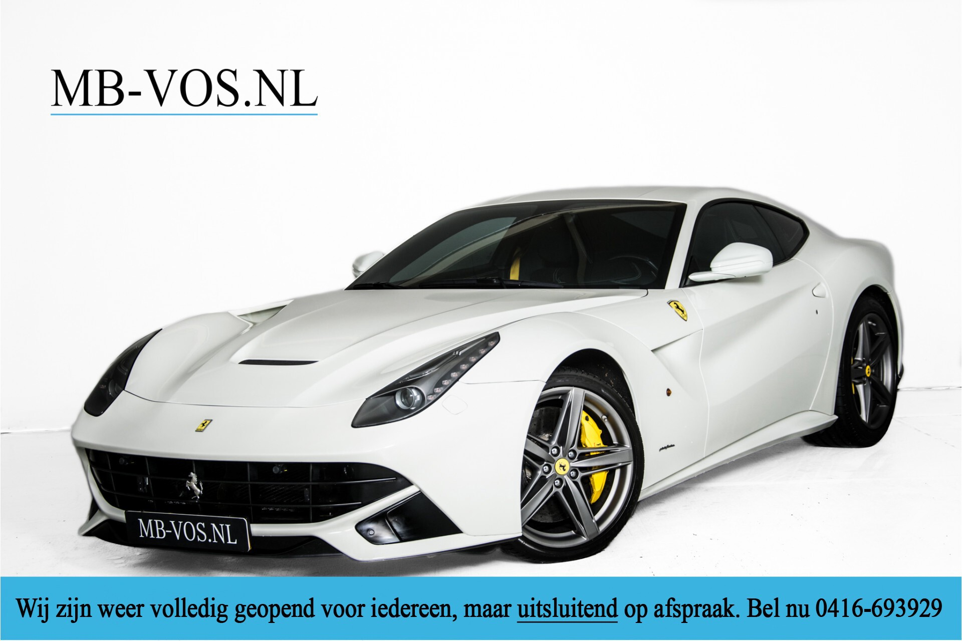 Ferrari F12 6.3 Berlinetta Capristo/Carbonseats/Led/Passenger Display Aut7 Foto 1