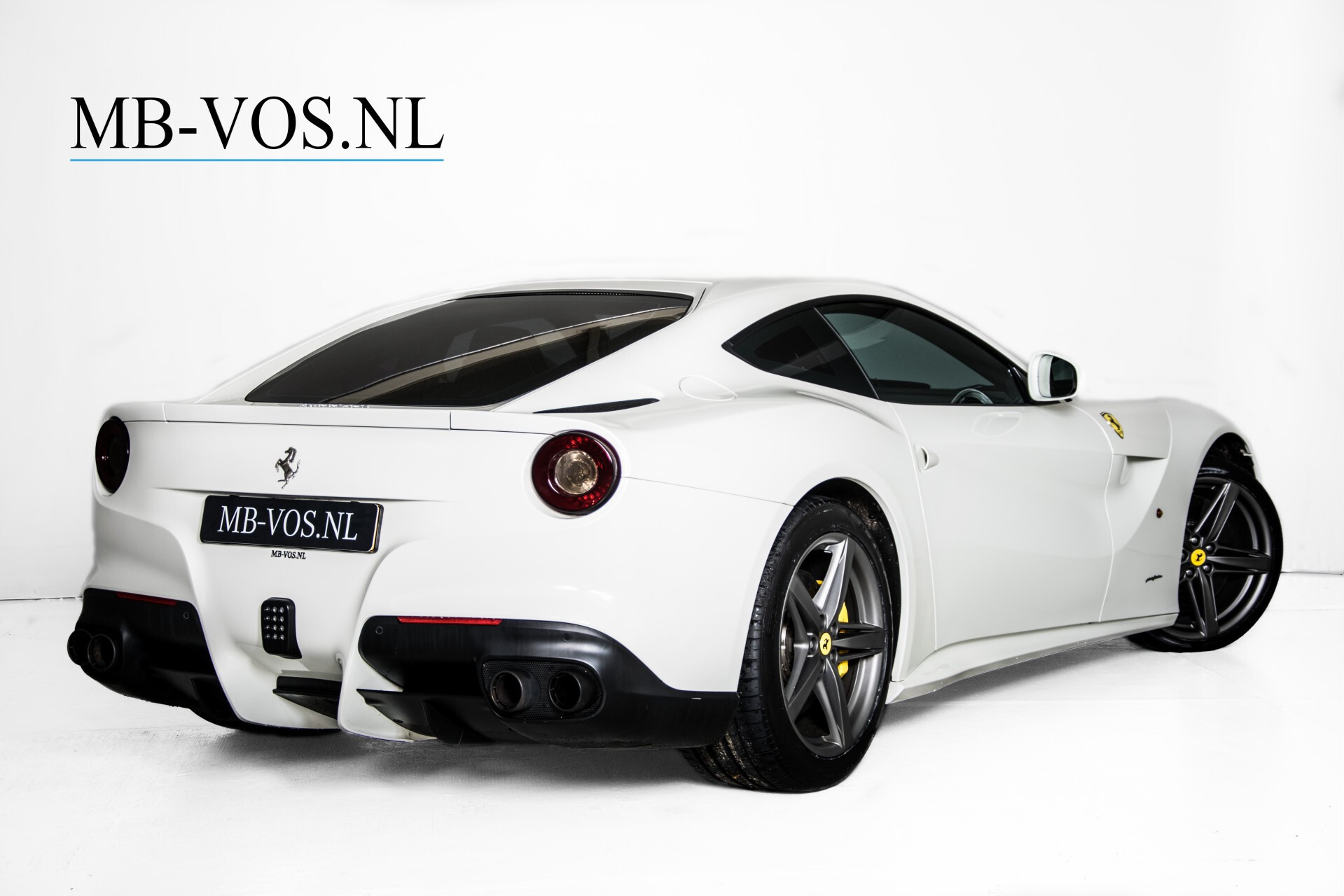 Ferrari F12 6.3 Berlinetta Capristo/Carbonseats/Led/Passenger Display Aut7 Foto 2
