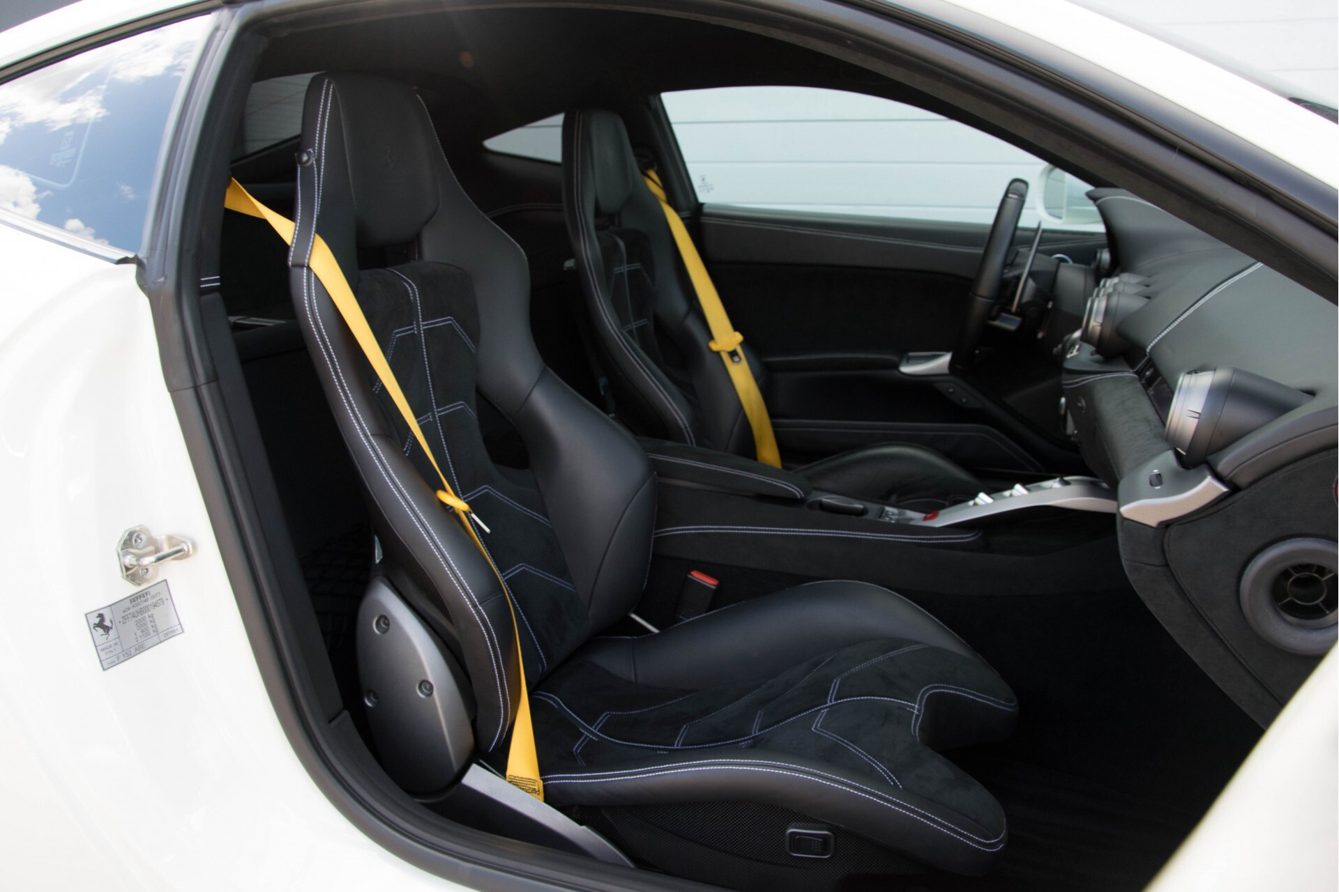 Ferrari F12 6.3 Berlinetta Capristo/Carbonseats/Led/Passenger Display Aut7 Foto 3