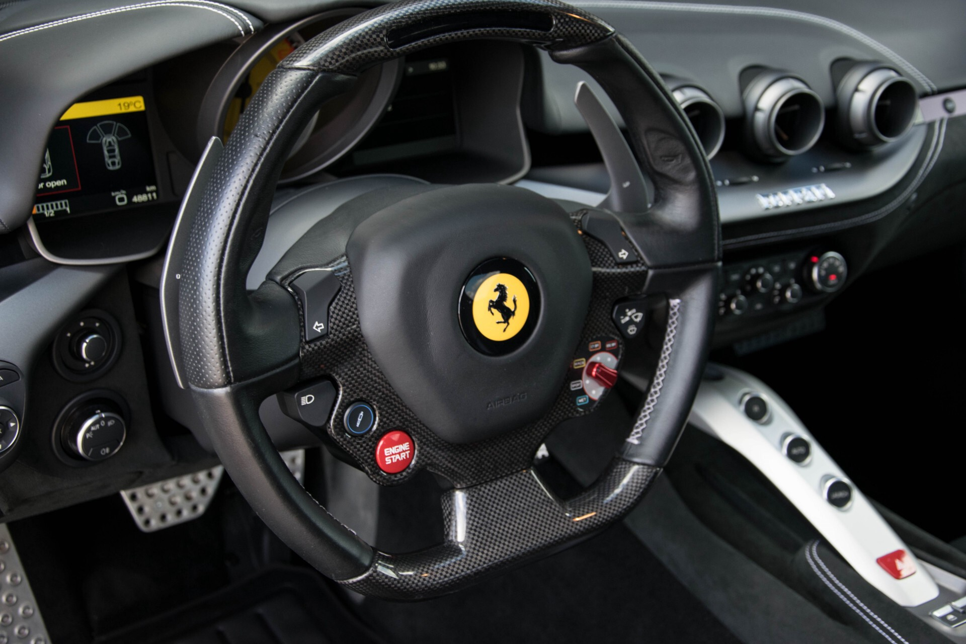 Ferrari F12 6.3 Berlinetta Capristo/Carbonseats/Led/Passenger Display Aut7 Foto 30