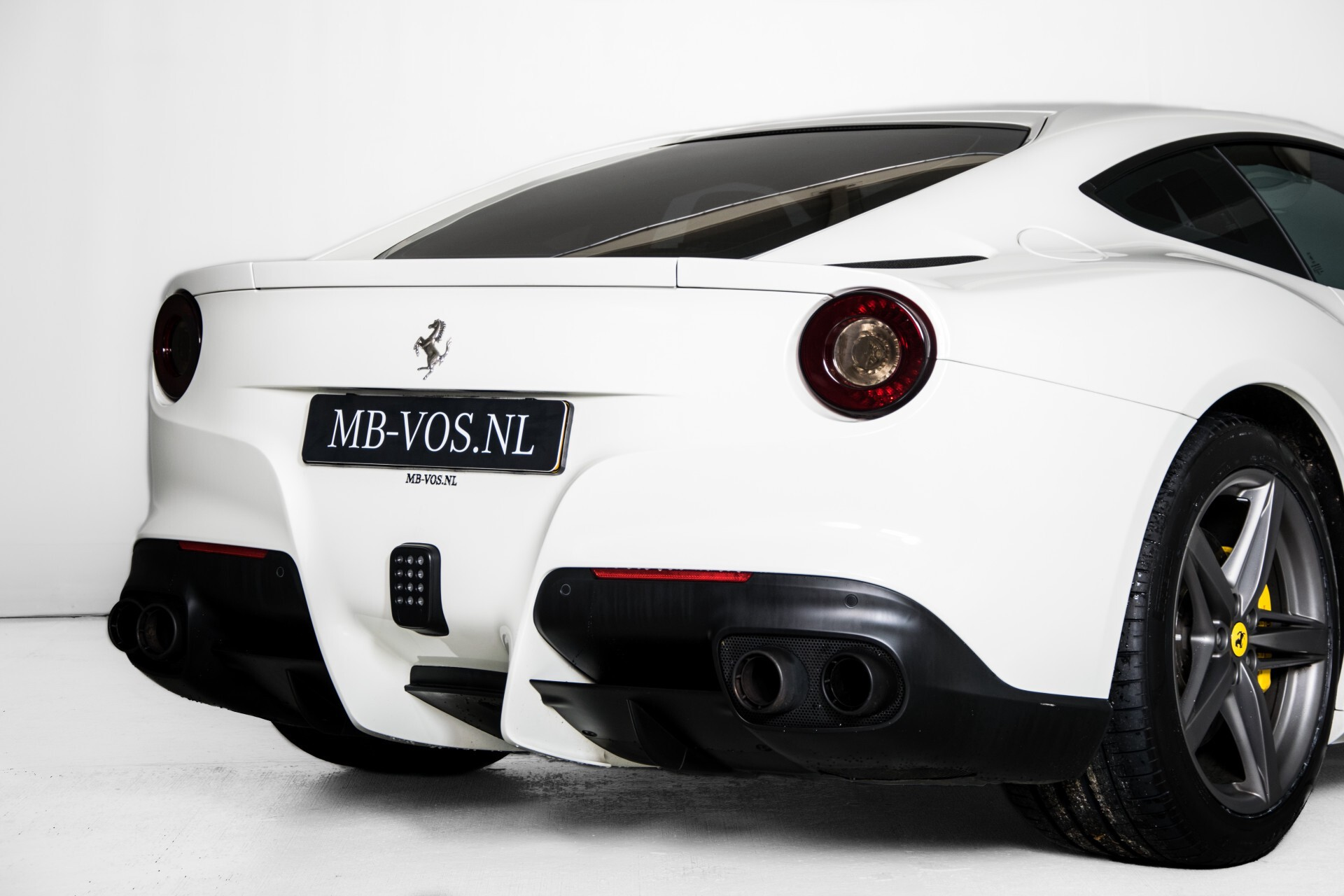 Ferrari F12 6.3 Berlinetta Capristo/Carbonseats/Led/Passenger Display Aut7 Foto 34