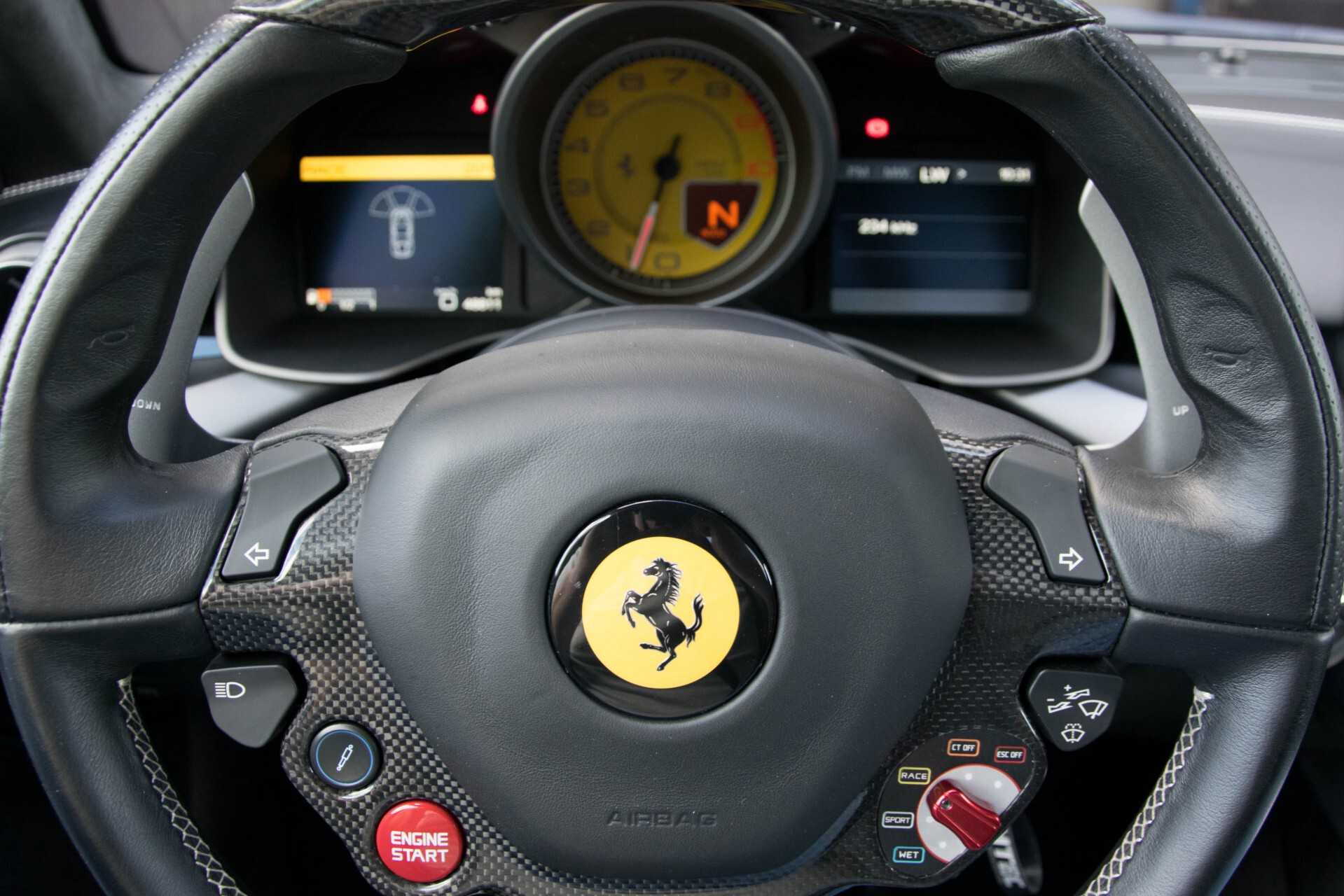 Ferrari F12 6.3 Berlinetta Capristo/Carbonseats/Led/Passenger Display Aut7 Foto 6