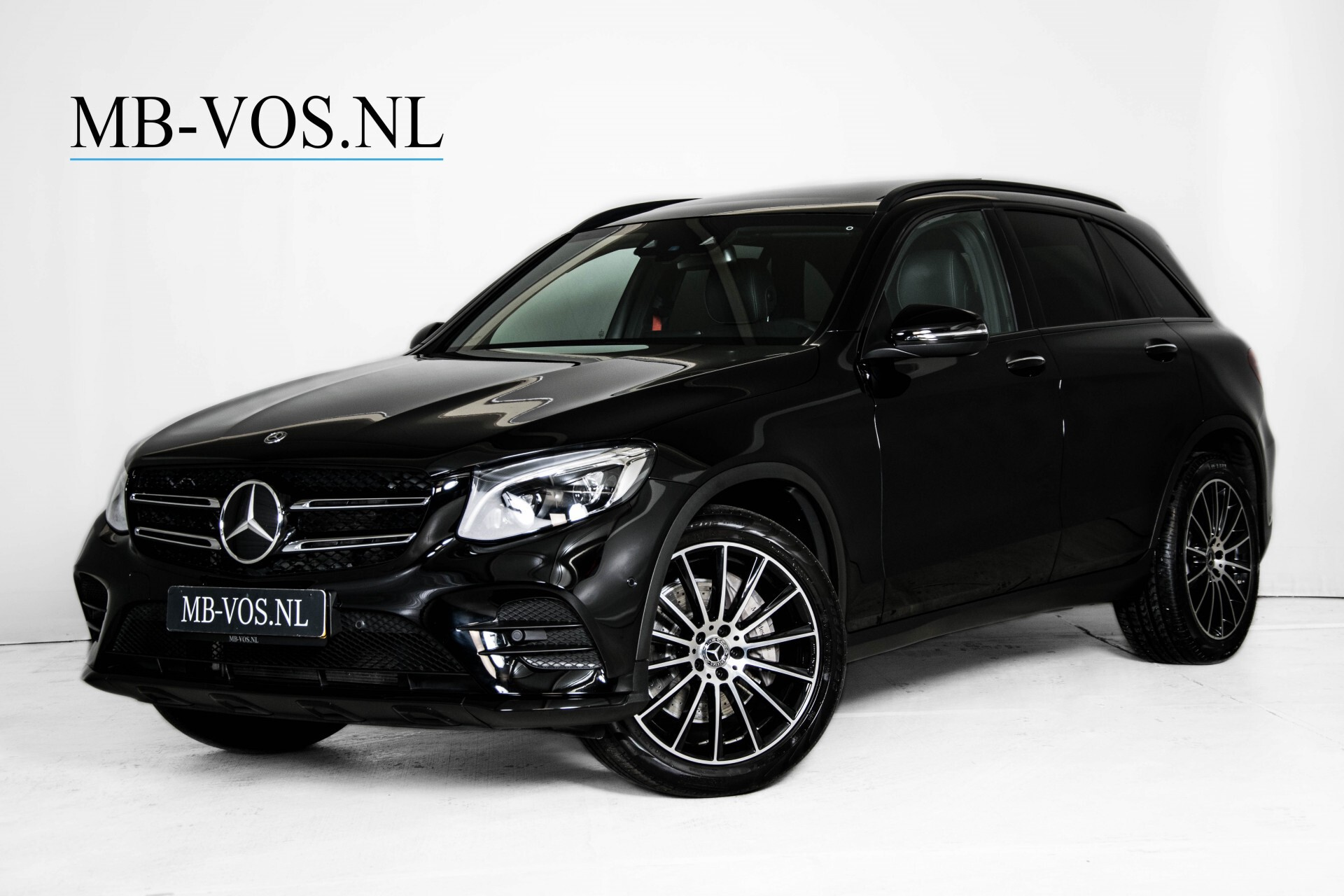 Mercedes-Benz GLC-Klasse 300 4-M AMG Panorama Distronic/Keyless/Burmester/Memory/Night Aut9 Foto 1